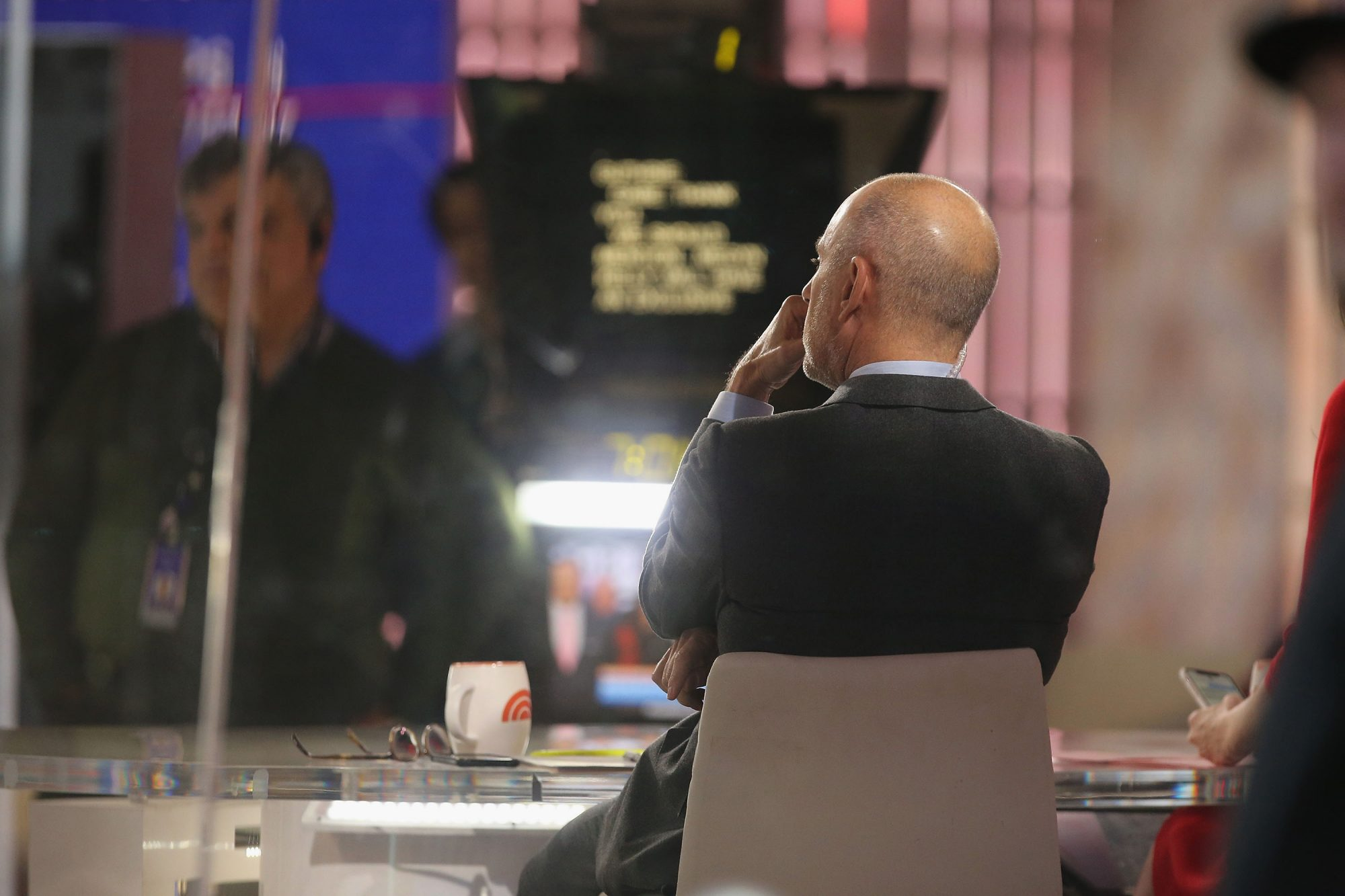 Matt Lauer Says He's Taking a 'Very Hard Look at My Own Troubling Flaws' After Firing