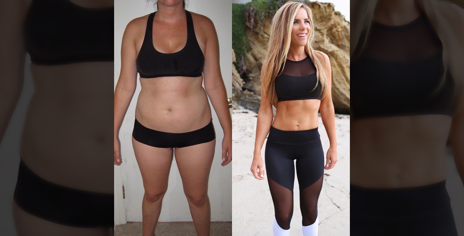Here's How Instagram Fitness Star Katie Dunlop Finally Quit Yo-Yo Dieting—and Totally Transformed Her Body