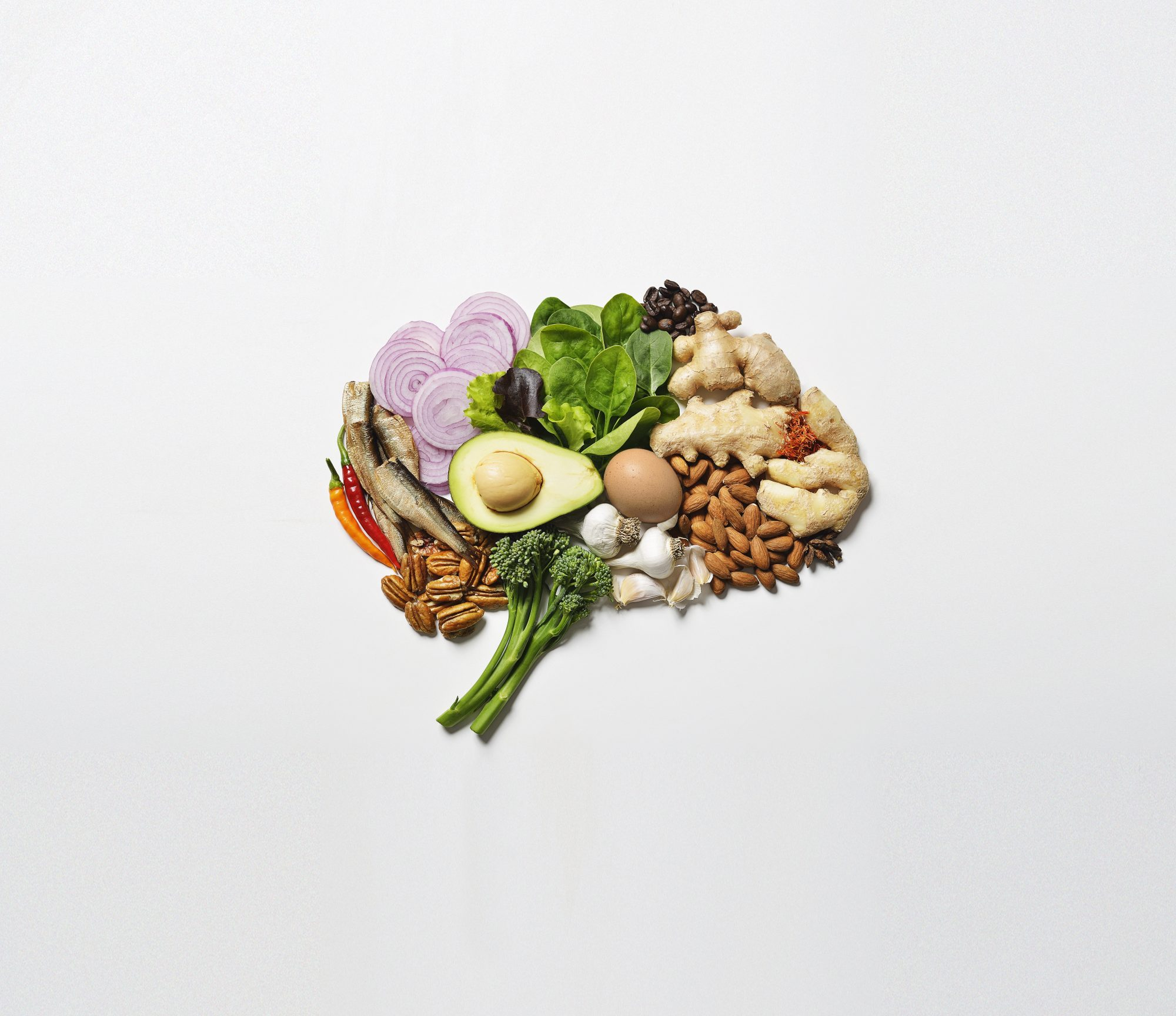 Food For The Brain: Eat This To Make You Happier