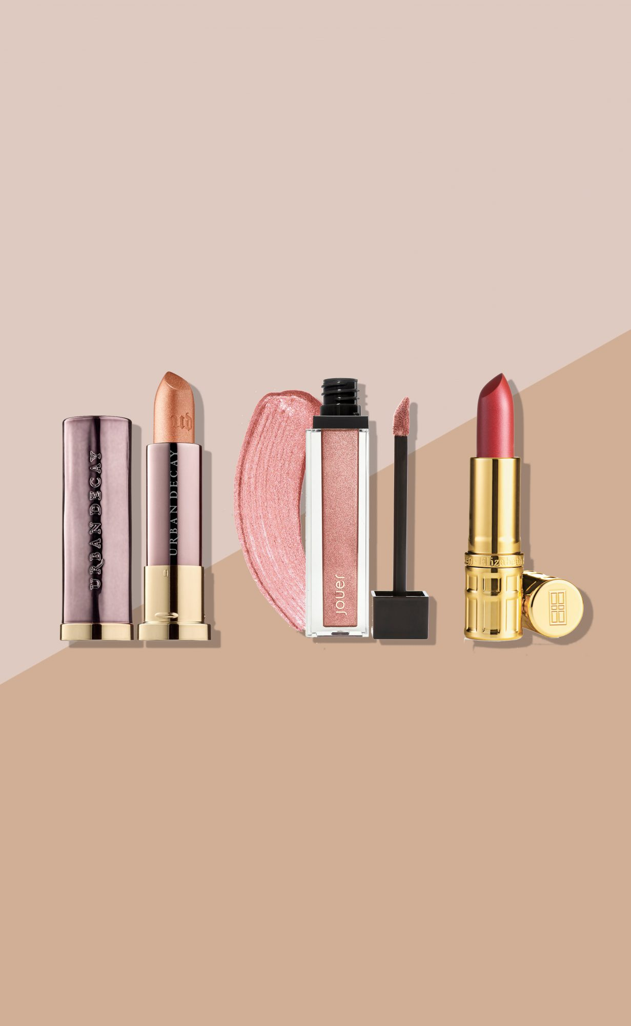Rose Gold Lipsticks to Try This Holiday Season