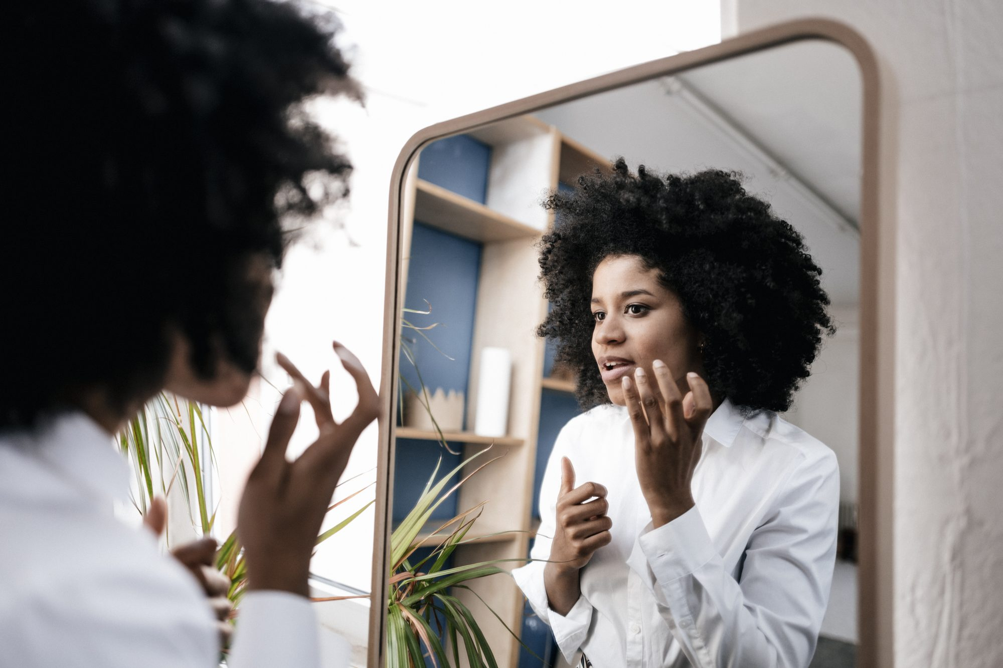 feeling pressure to be body positive can cause stress