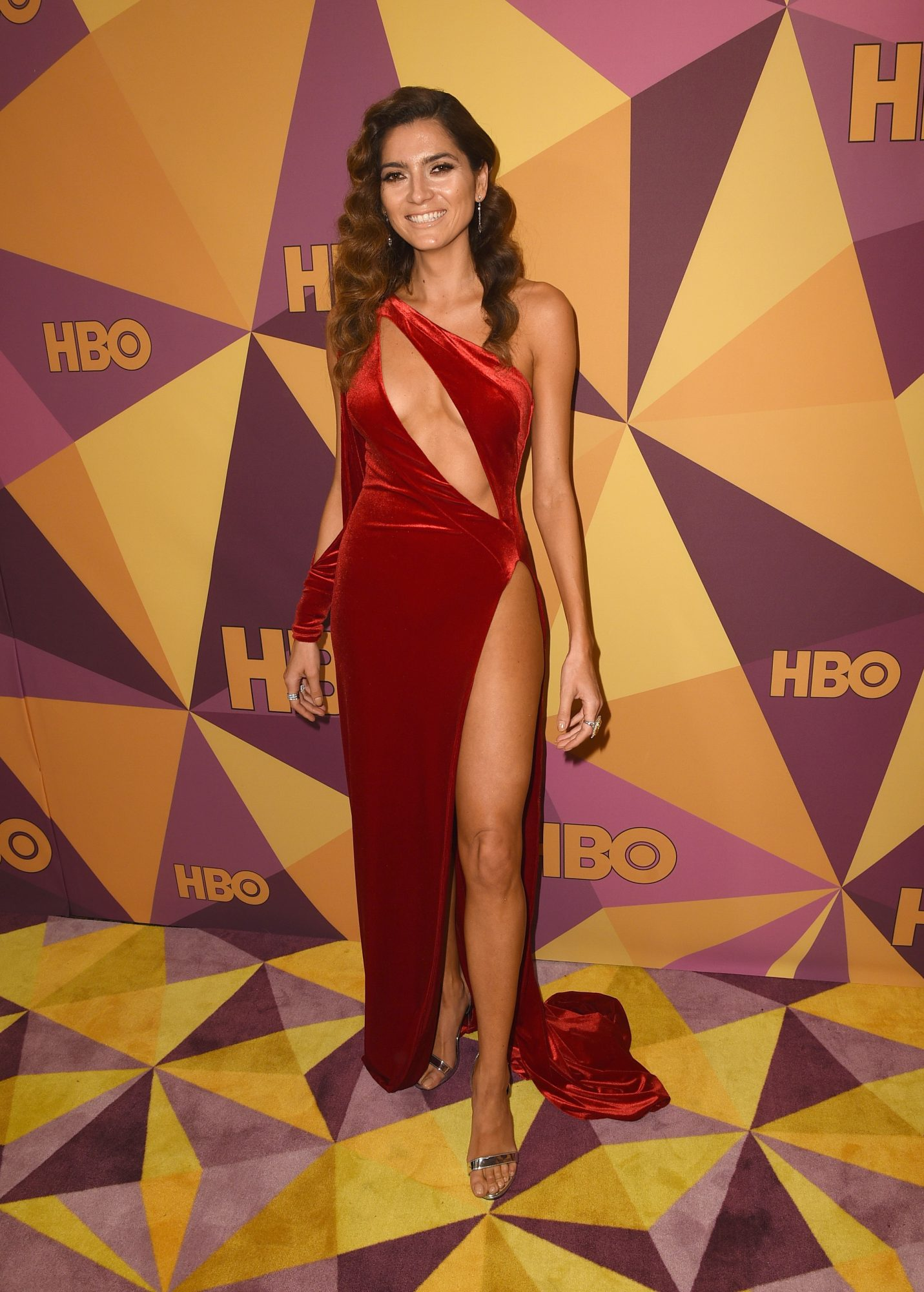 Blanca Blanco Responds to Criticism for Wearing Red to Golden Globes: 'The Issue Is Bigger Than My Dress Color'