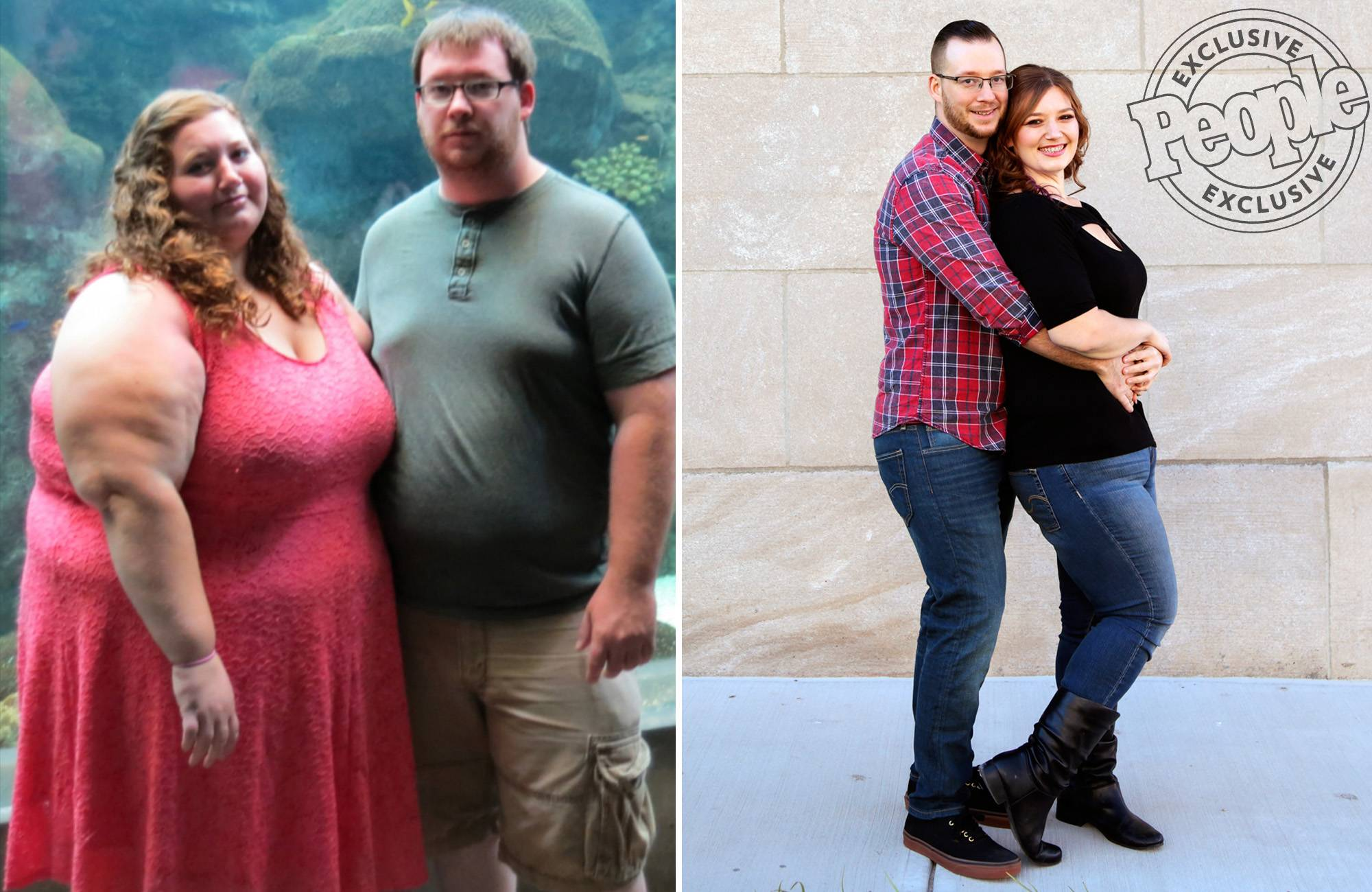 This Couple Dropped 395 Lbs. Together: 'We Fell in Love with Taking Care of Ourselves'