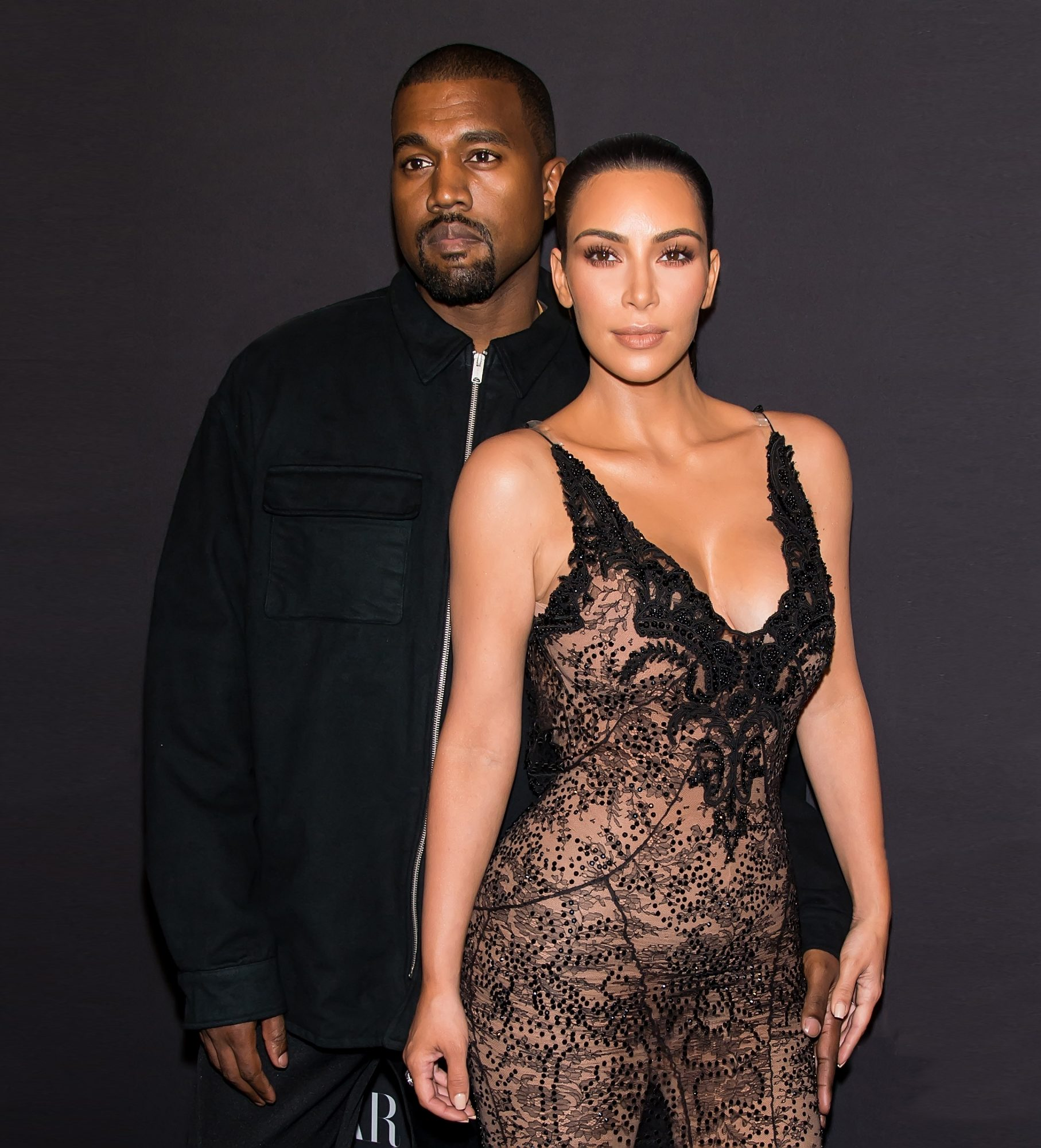 Kanye and Kim Kardashian West Reveal Daughter's Name Is Chicago