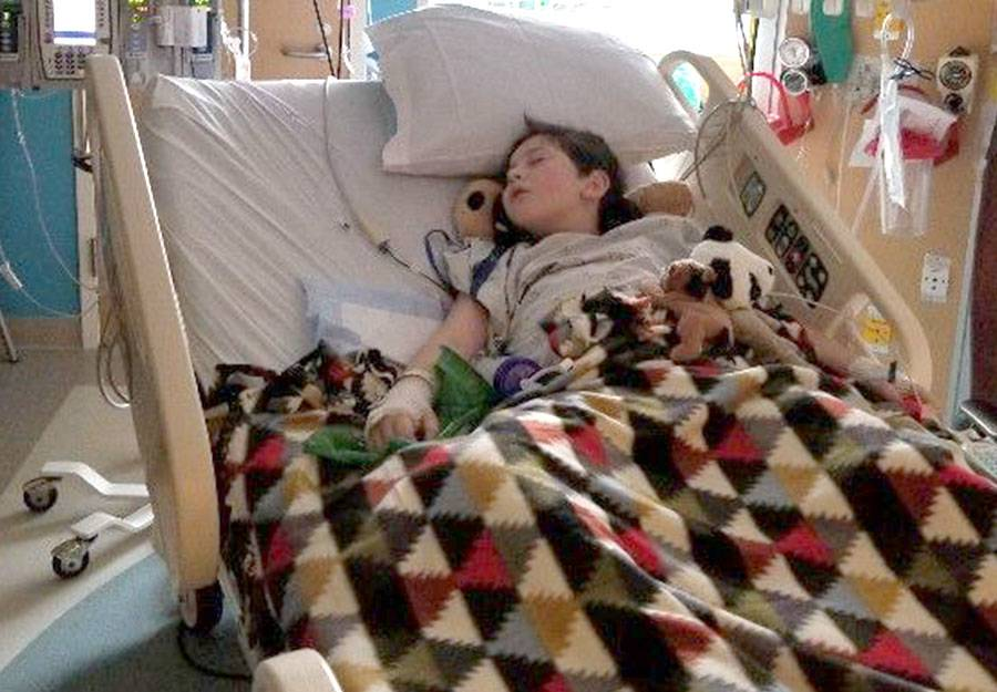 8-Year-Old Dies From Rare Flesh-Eating Bacteria: Doctors 'Kept Cutting and Hoping', Mother Says