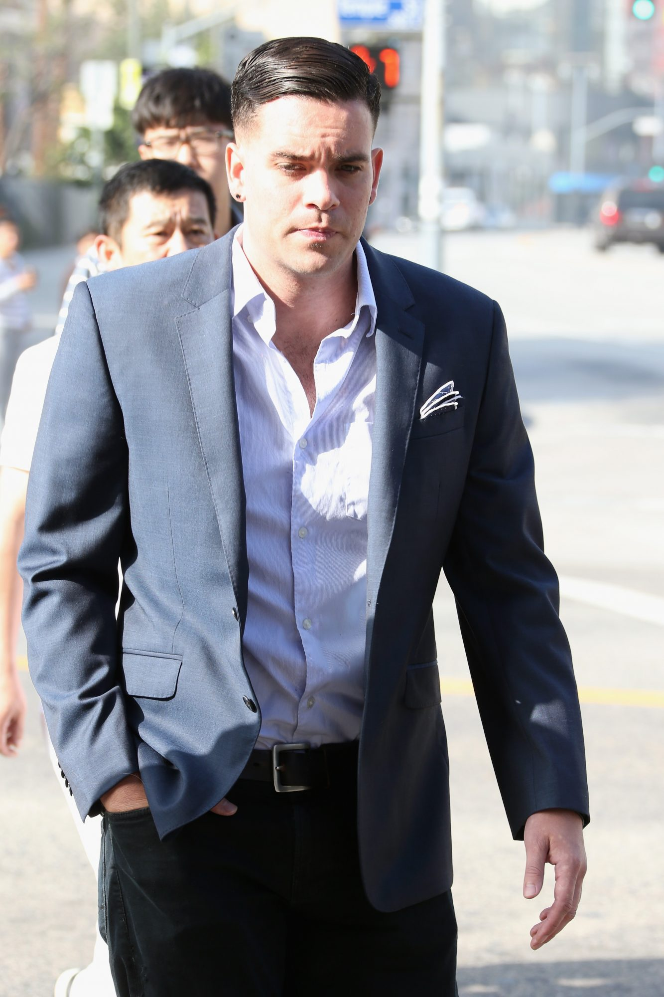 Mark Salling Dead in Apparent Suicide a Month Before His Sentencing in Child Porn Case