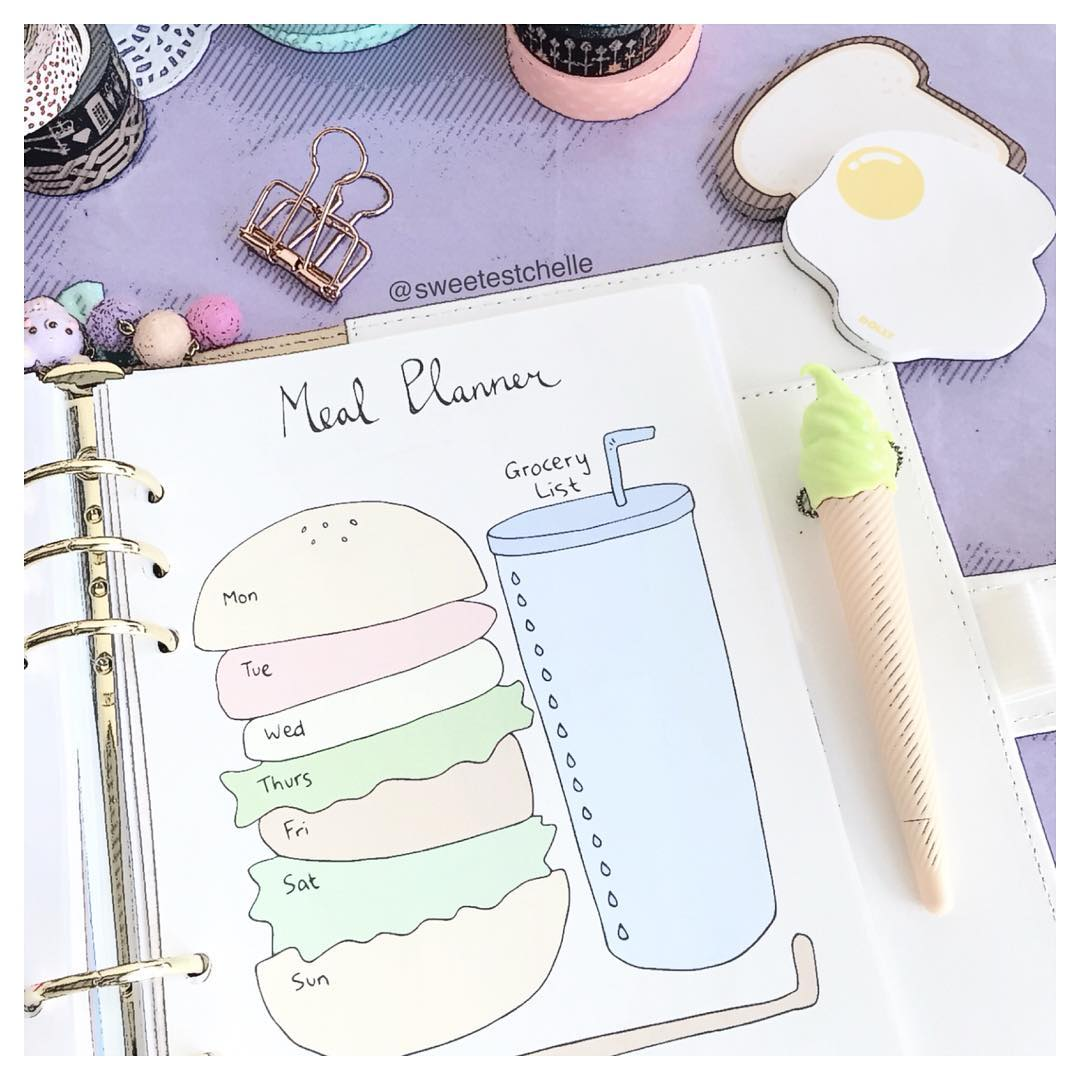 7 Bullet Journal Ideas That Will Organize Your Life