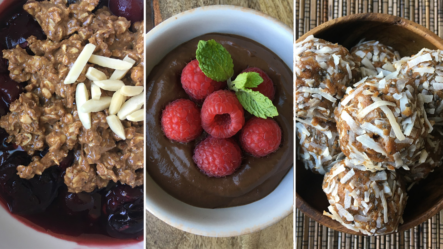3 Desserts You Can Make With Zero Added Sugar