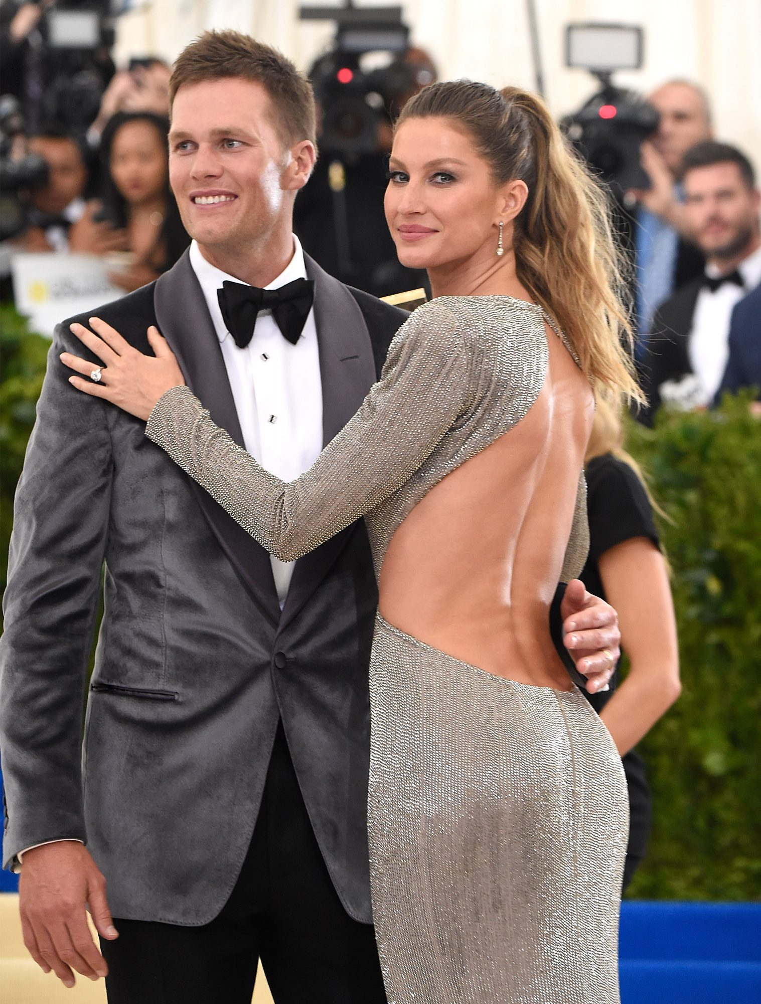 Gisele Bündchen and Tom Brady Share Never-Before-Seen Wedding Photos on Their 9th Anniversary