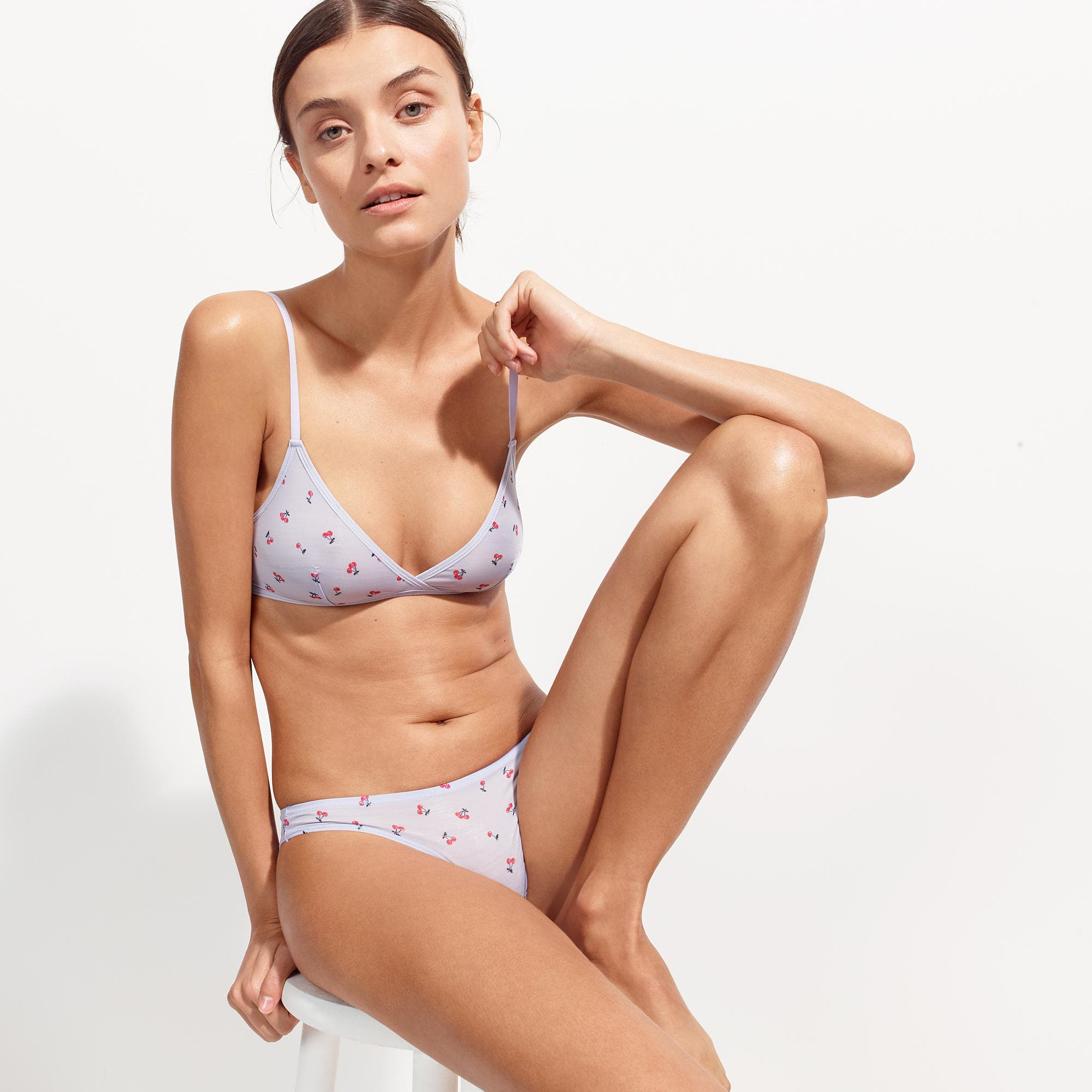 J.Crew Just Launched Its First-Ever Intimates Collection and You're Going to Want Everything