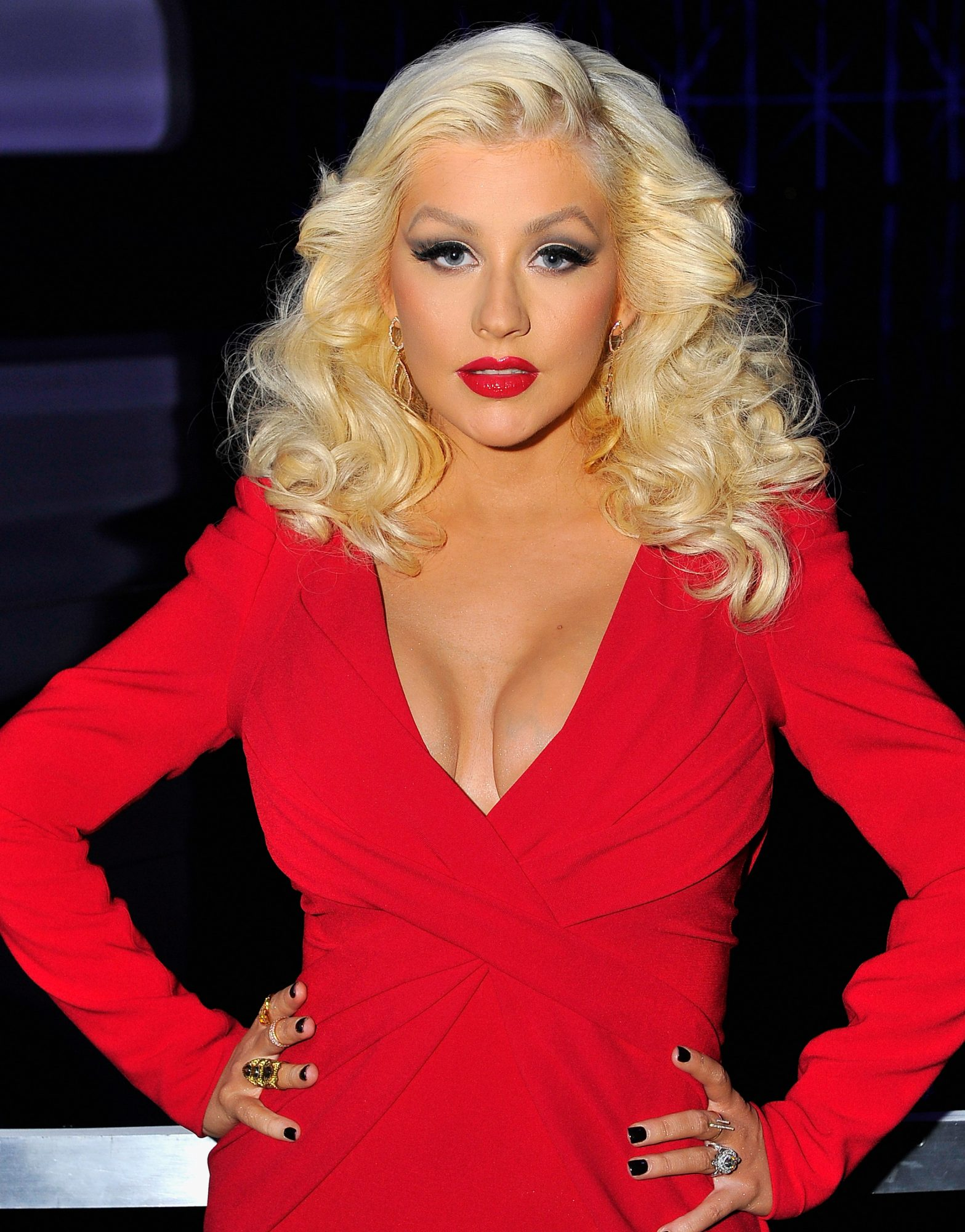 Christina Aguilera Gets a Makeunder and Poses Completely Barefaced in 'Liberating' Photo Shoot