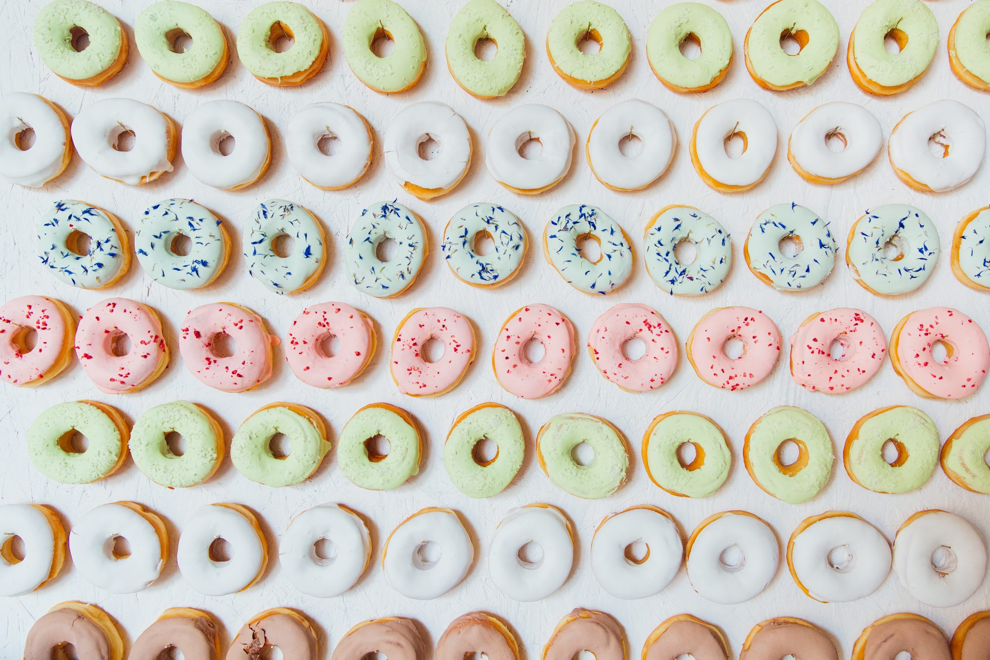 The Healthiest Coffee Drinks, Breakfasts, and Yes, Doughnuts, at Dunkin' Donuts