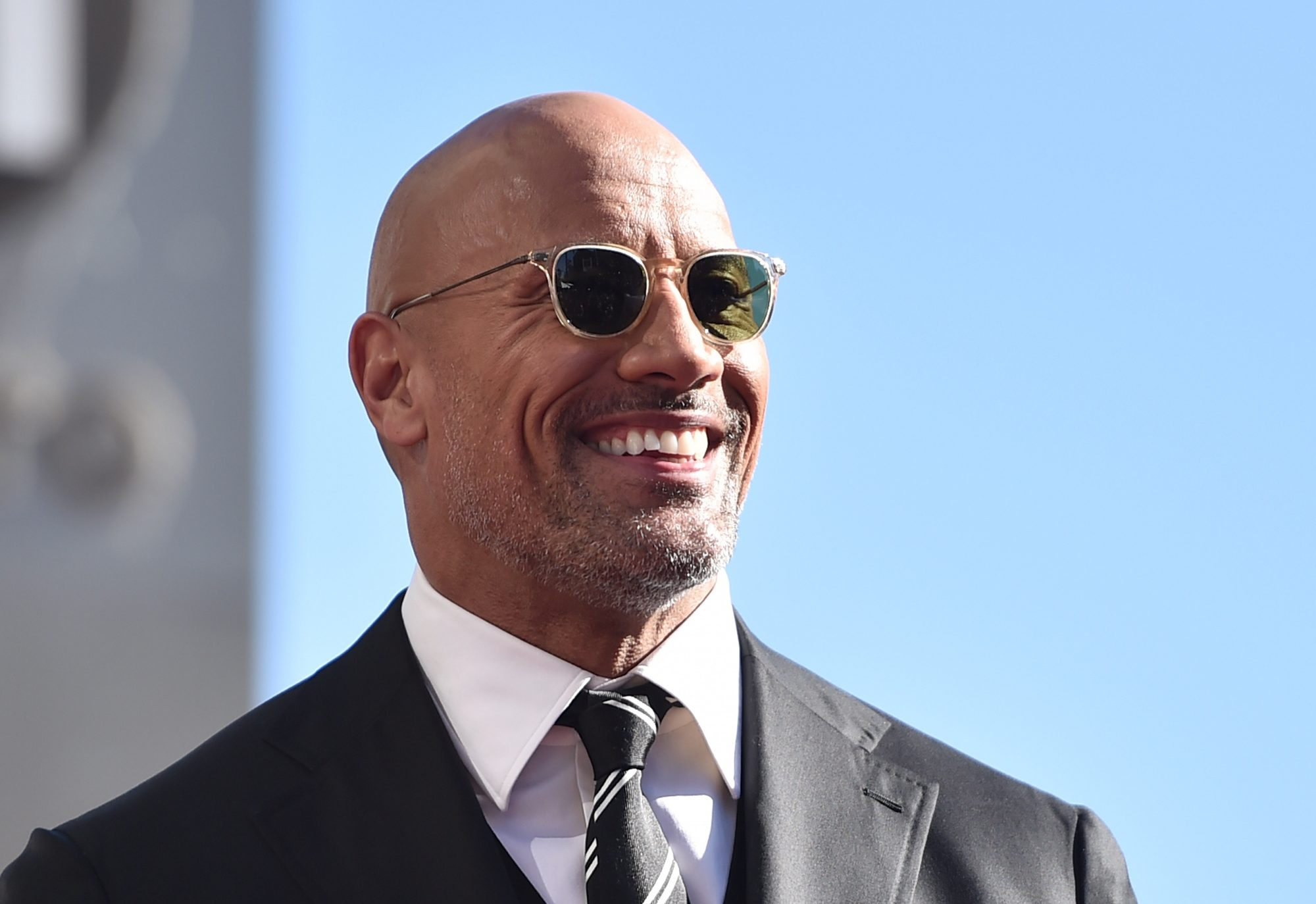Dwayne Johnson Says He 'Was Crying Constantly' During His Battle with Depression