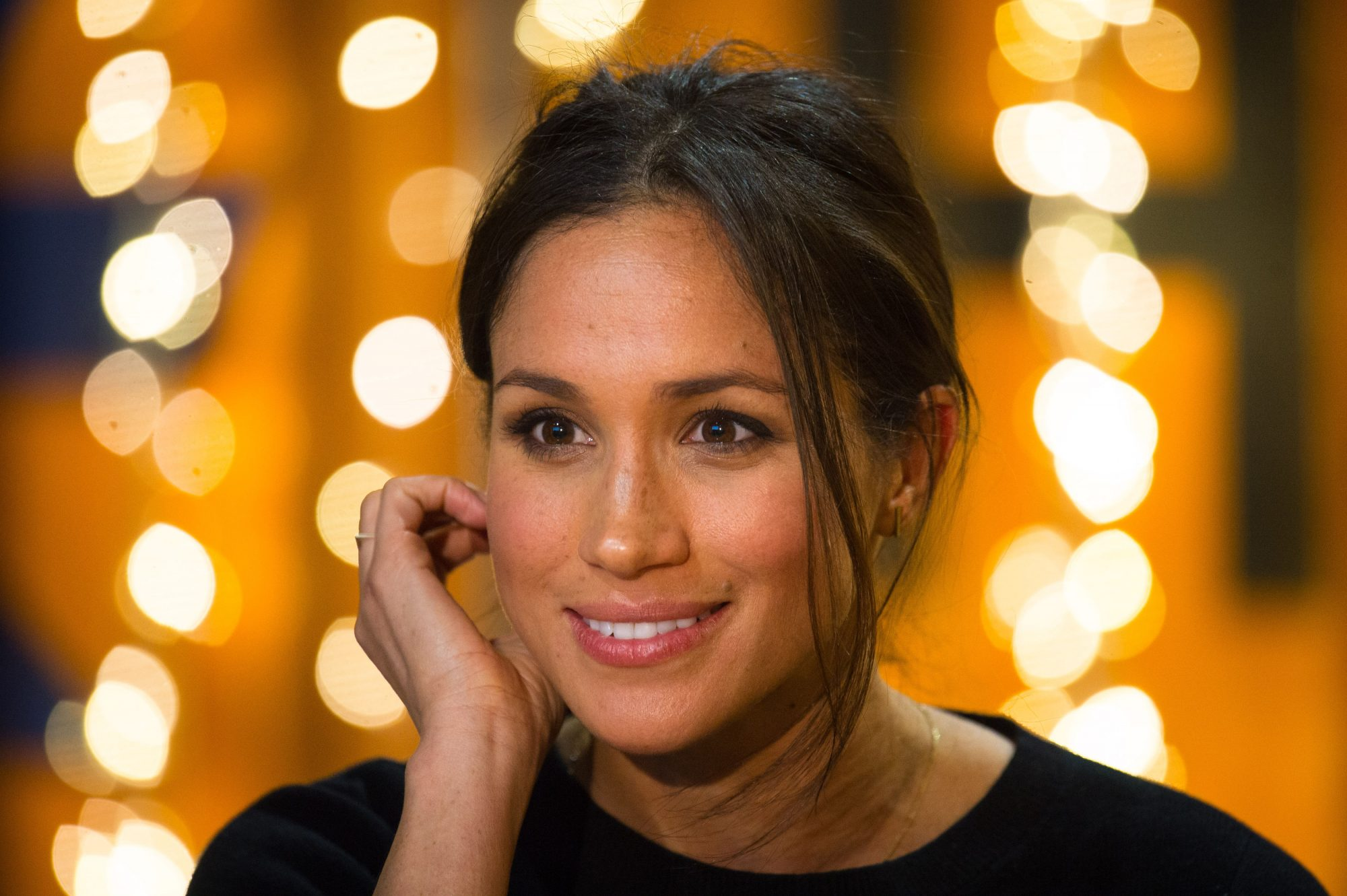 Meghan Markle Broke a Major Royal Style Taboo Today—Will Kate Follow?