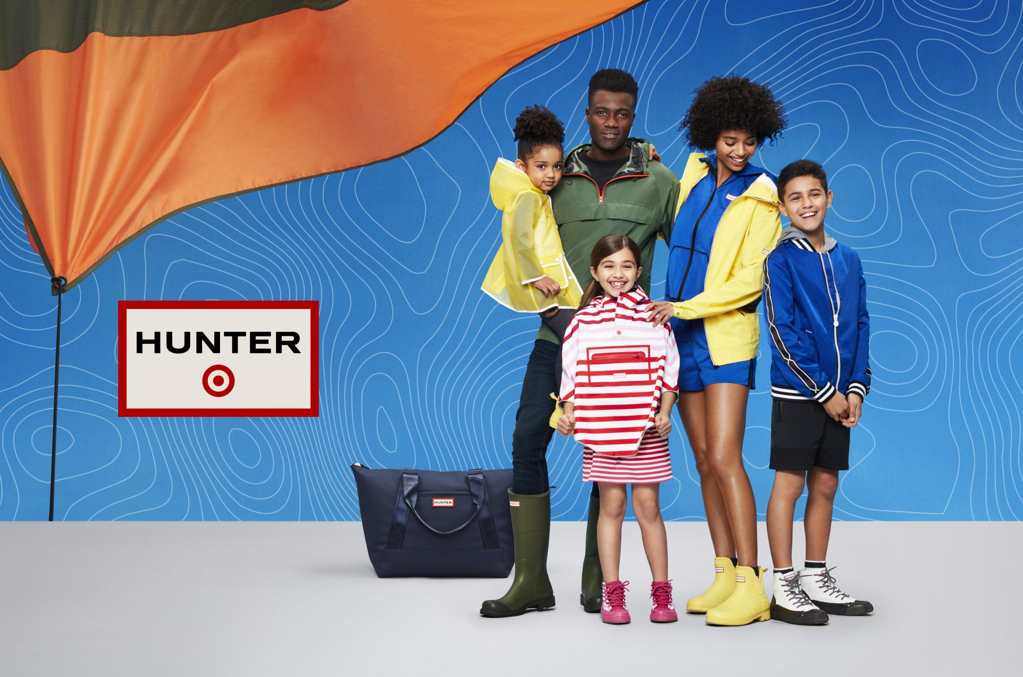 Target's New Fashion Collaboration Is With Hunter—and the Rain Boots Are All Under $50!