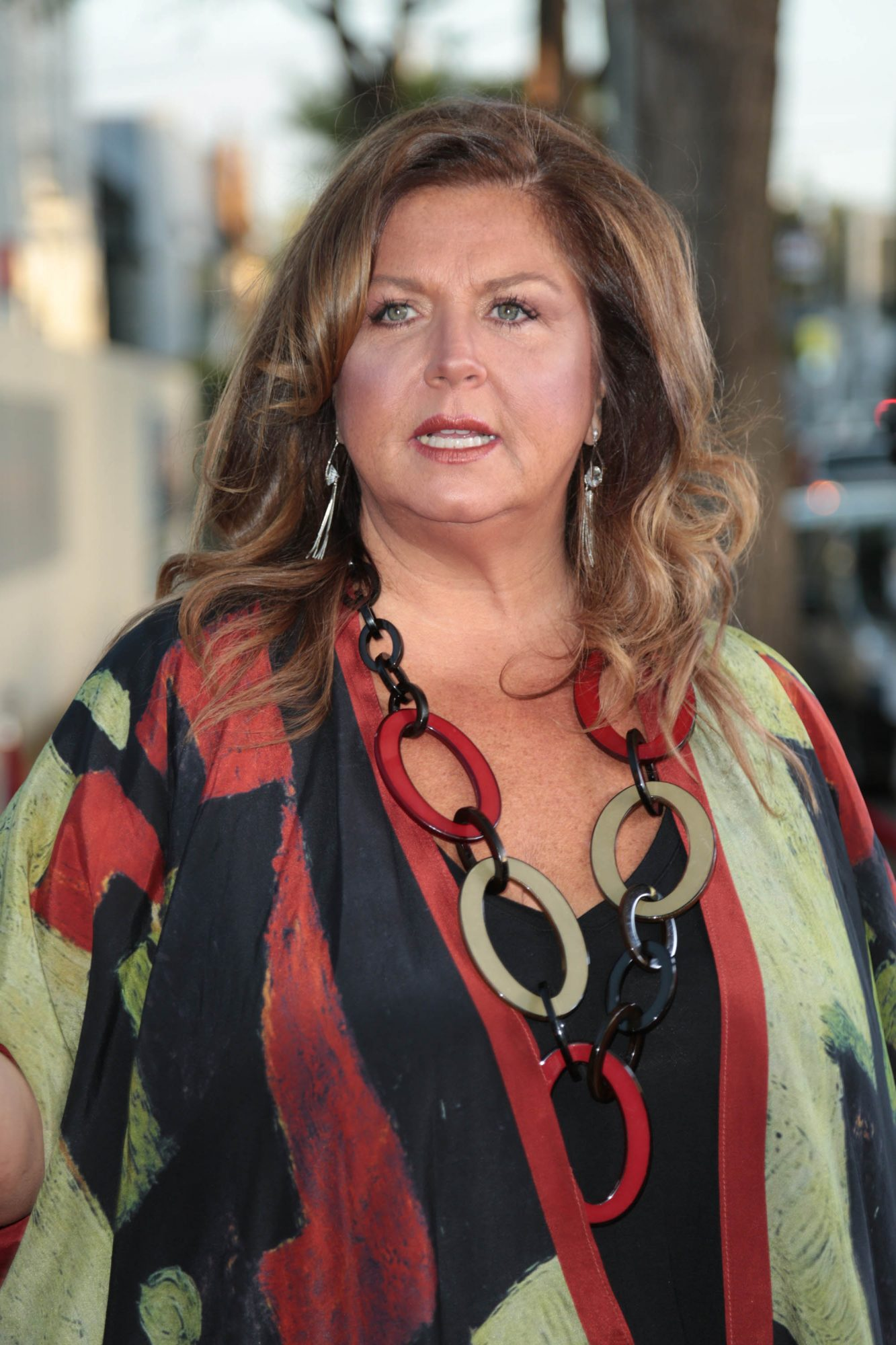 Abby Lee Miller Shares First Hospital Selfie as She Faces Preliminary Cancer Diagnosis