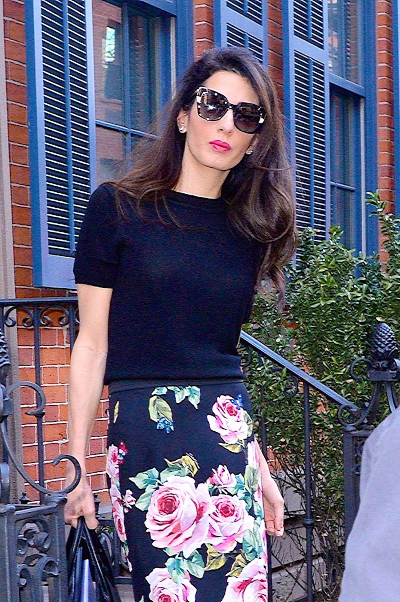 Amal Clooney Reveals Ella's and Alexander's First Word—and Gets Candid About Nursing Twins