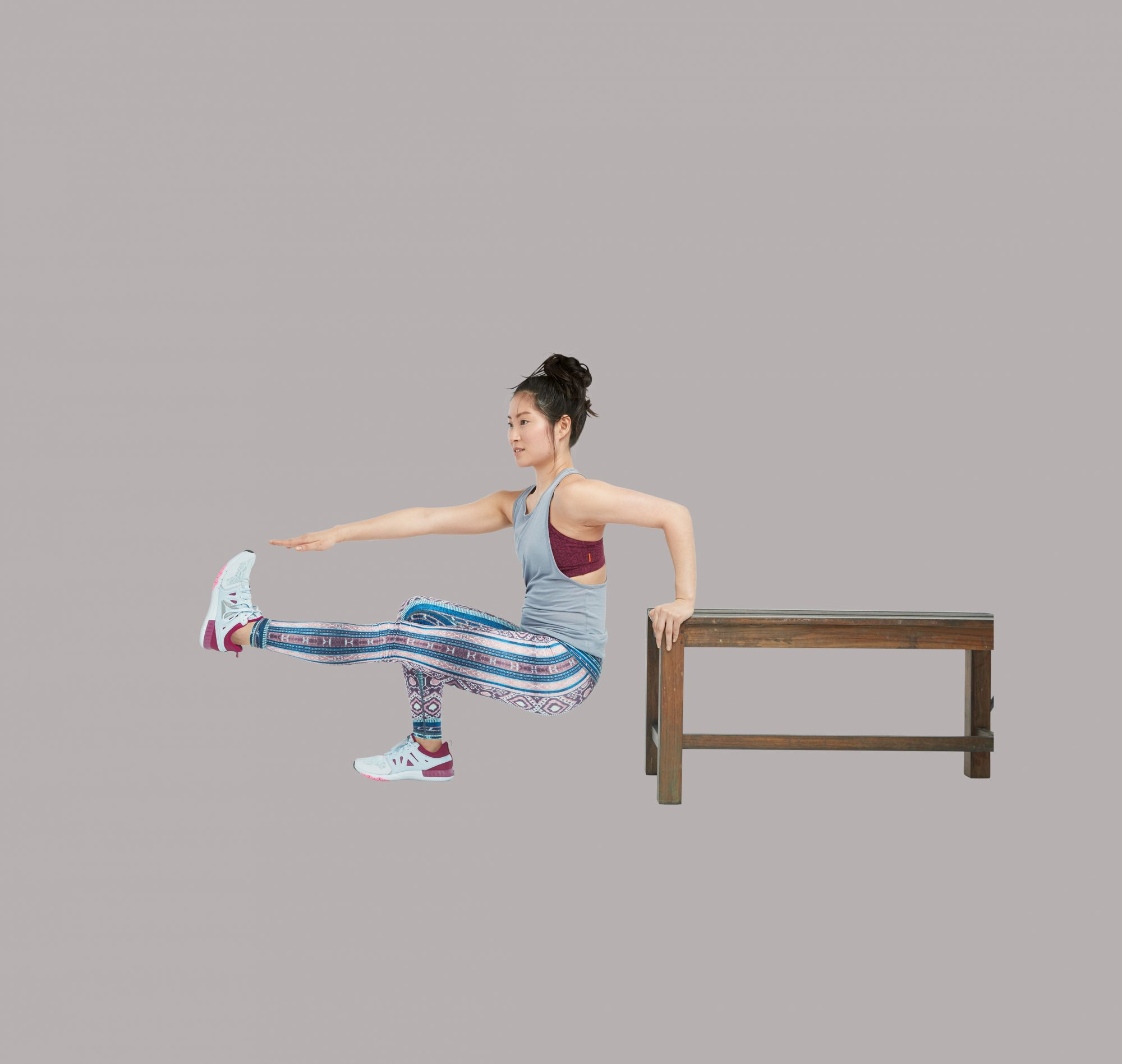 5 Exercises You Can Do on a Bench