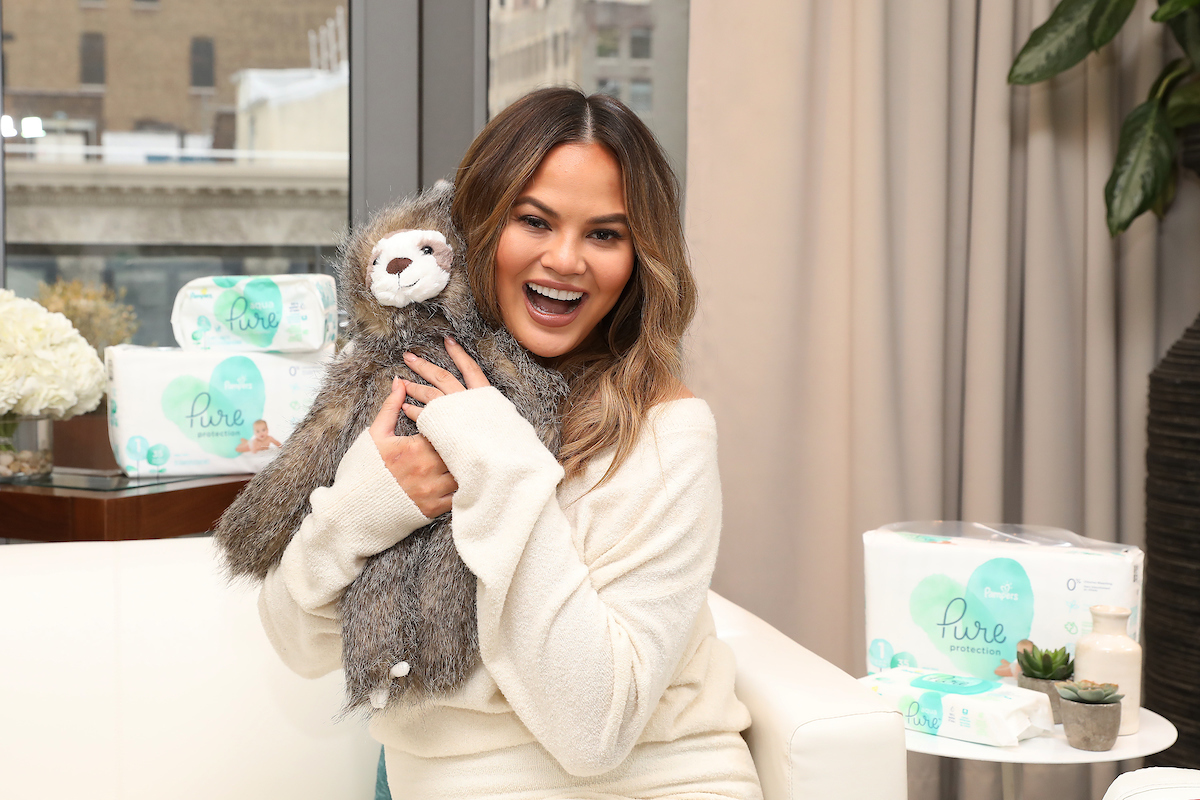Chrissy Teigen Reveals She's Prone to Stretch Marks—But She Won't Try to Get Rid of Them