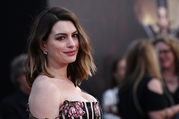 Anne Hathaway Reveals She's Gaining Weight—and Preemptively Shuts Down Body Shamers