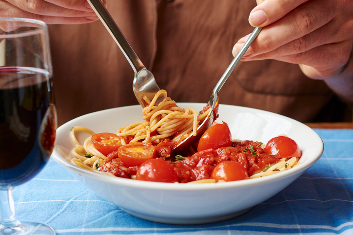 Pasta Was Linked to Weight Loss in a New Study–and We Know What We're Having for Dinner Tonight