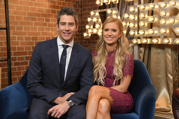 Arie Luyendyk Jr. and Lauren Burnham Face Backlash Over Pregnancy April Fools' Day Joke
