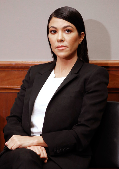 Kourtney Kardashian Spoke to Congress About Cosmetic Safety. Here's Why She's Concerned