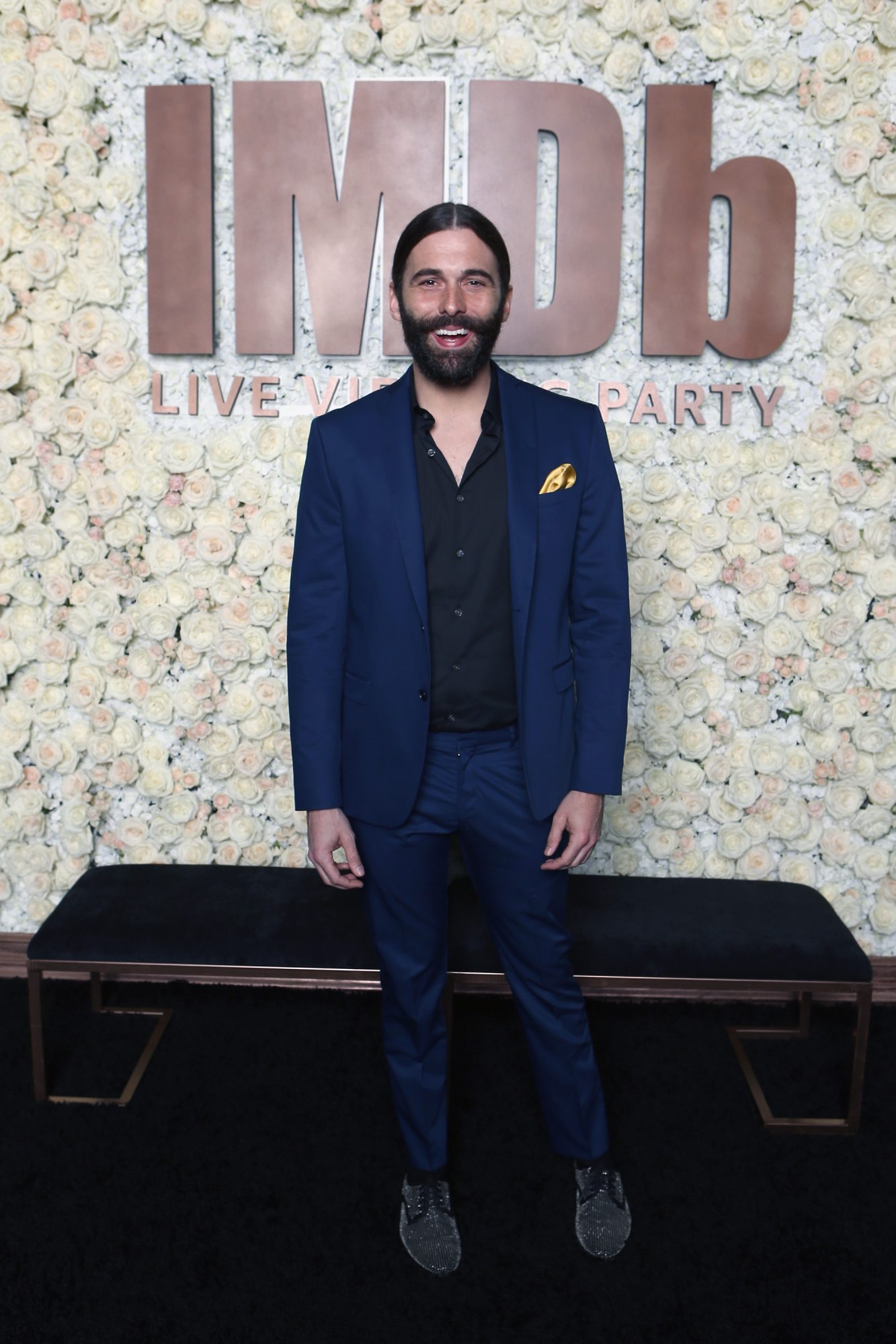 Queer Eye's Jonathan Van Ness Once Gained 70 Lbs. in 3 Months: 'I Just Could Not Stop Eating'