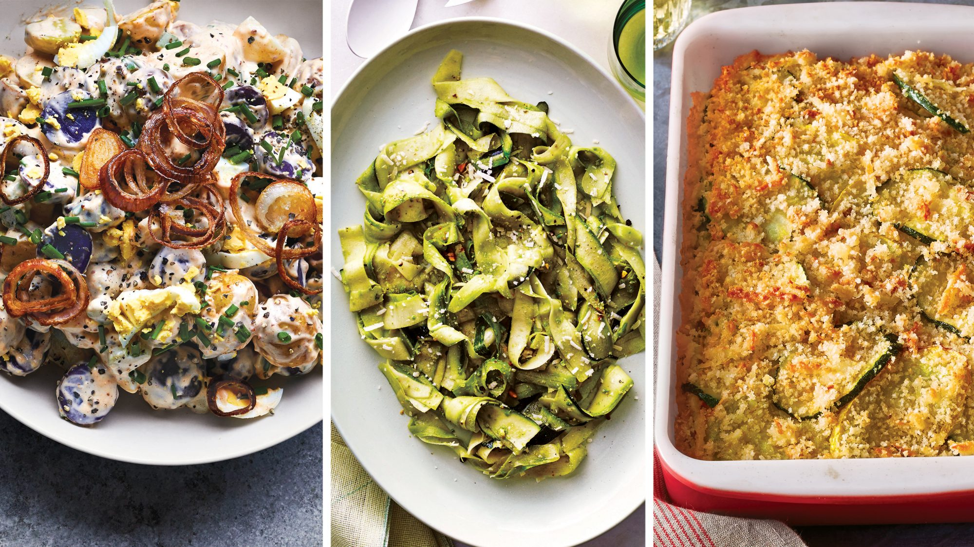 3 Healthy Veggie Sides You'll Want to Eat All Spring Long