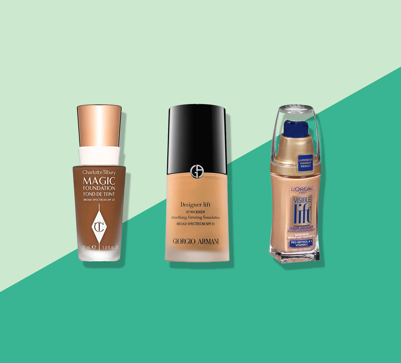 The Best Anti-Aging Foundations to Erase Fine Lines and Wrinkles
