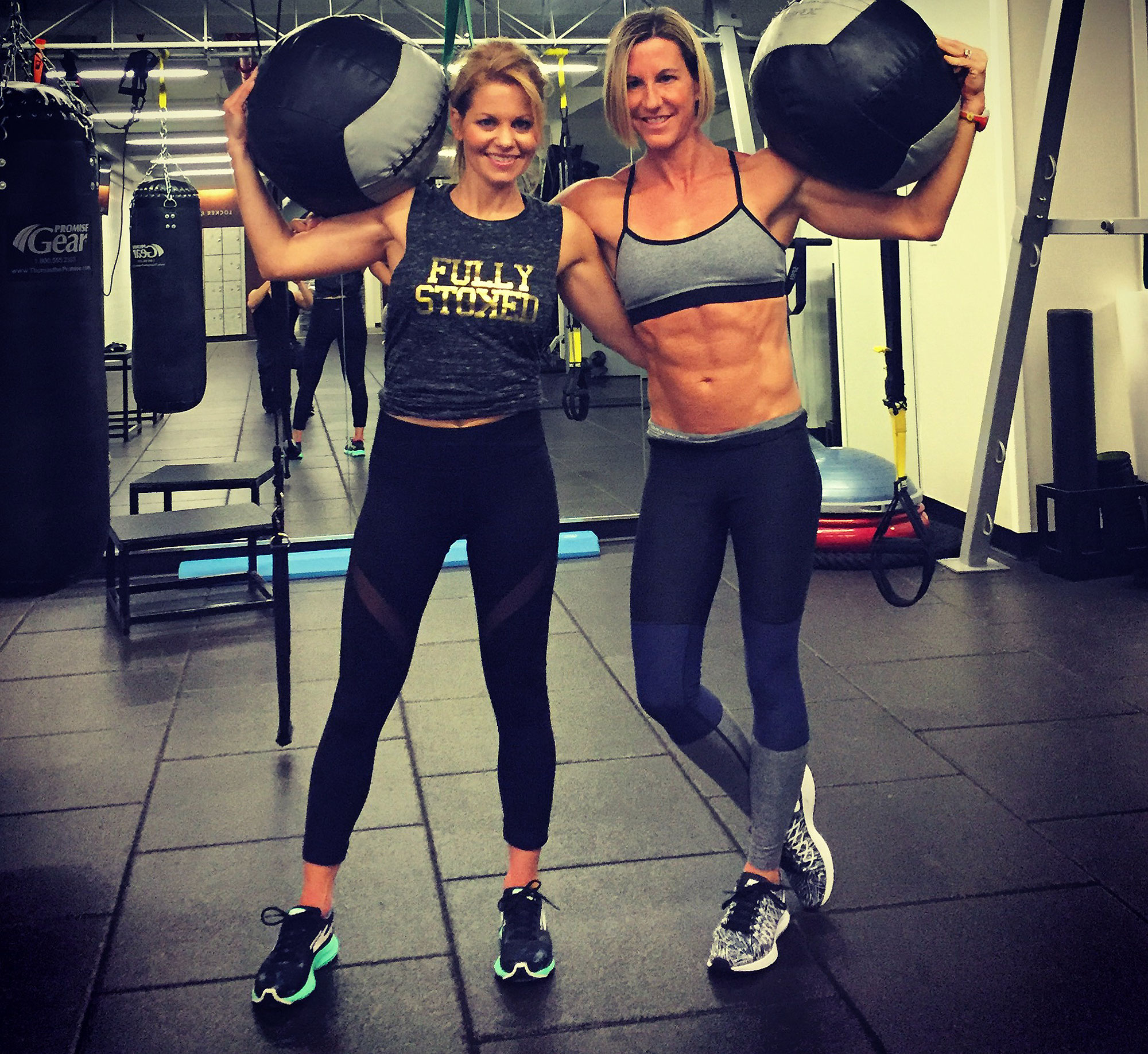 Candace Cameron Bure Claps Back at Troll After Getting Body Shamed for Her Weight