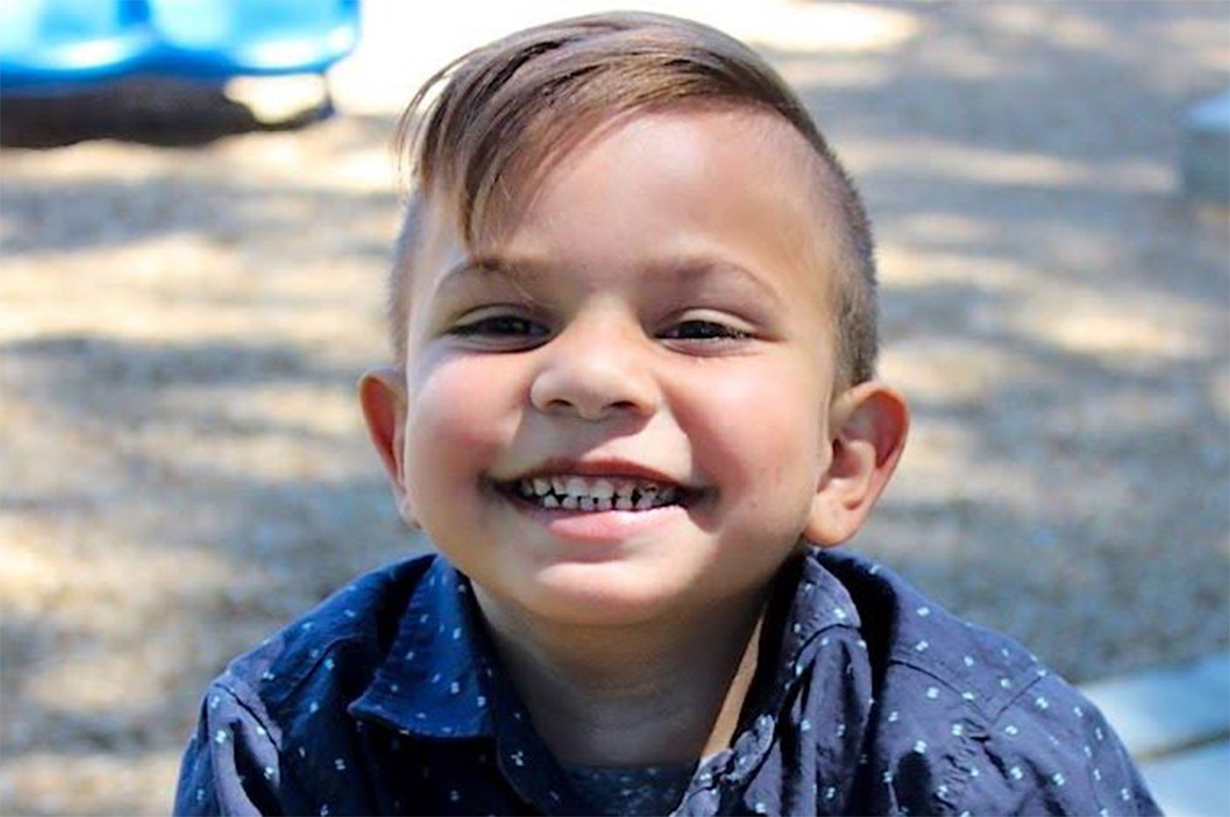 Family Fights to Save 6 Year Old with Childhood Alzheimer's: 'He's the Light of My Life,' Says Mom