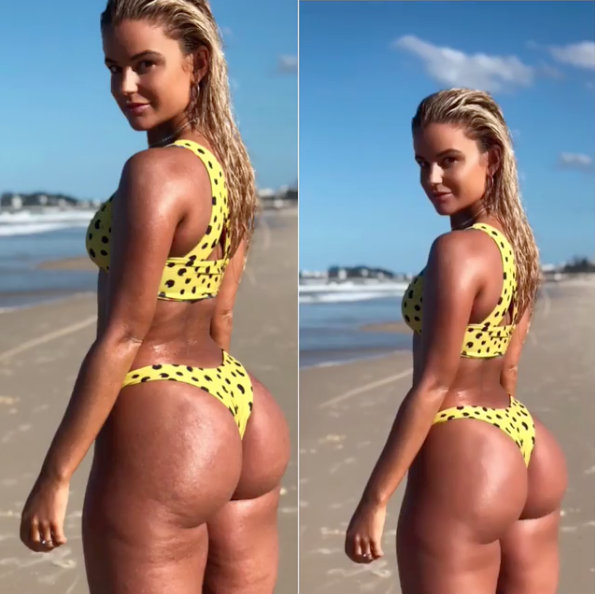 This Video Proves How Easy It Is to Edit Your Butt and Boobs in Bikini Photos for Instagram