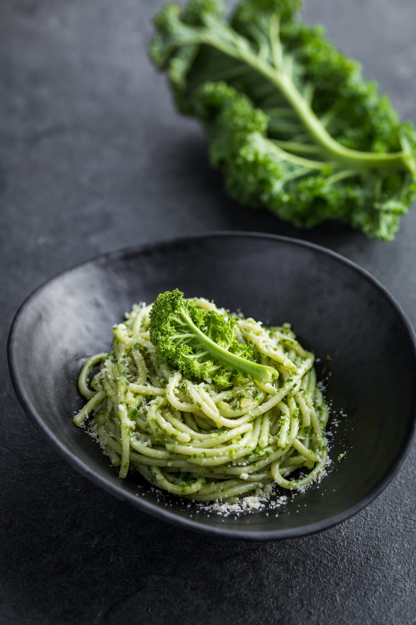 This Decadent Pasta Sauce Is Actually Packed With a Full Serving of Greens