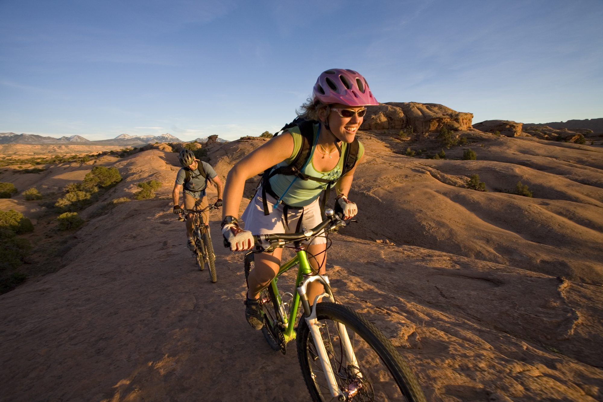 How to Mountain Bike Your Way to a Stronger Body