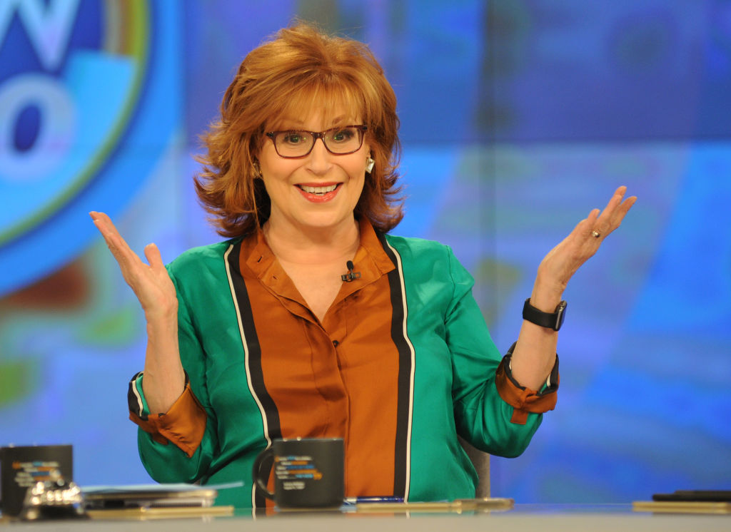 Joy Behar Hospitalized After She Accidentally Stabbed Herself in the Hand with a Knife