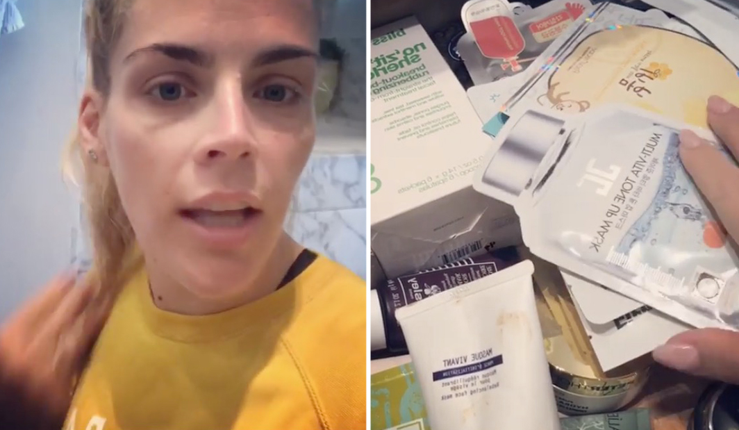 Busy Philipps Just Revealed Exactly What She Keeps in Her 'Face Mask Drawer'