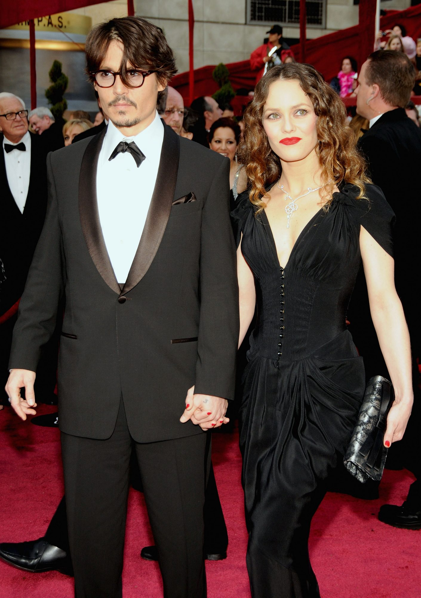 Johnny Depp and Vanessa Paradis' 16-Year-Old Son Jack Has 'Serious Health Problems'