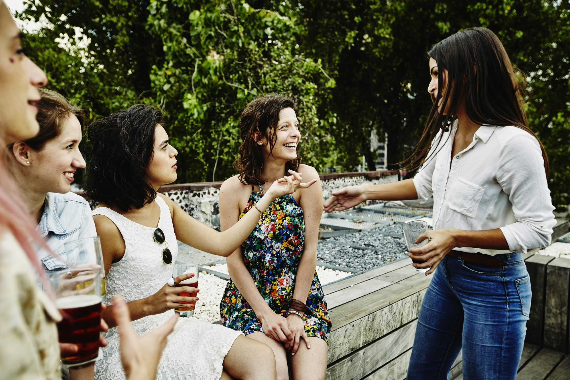 5 Reasons to Talk About Your Sex Life With Your Friends