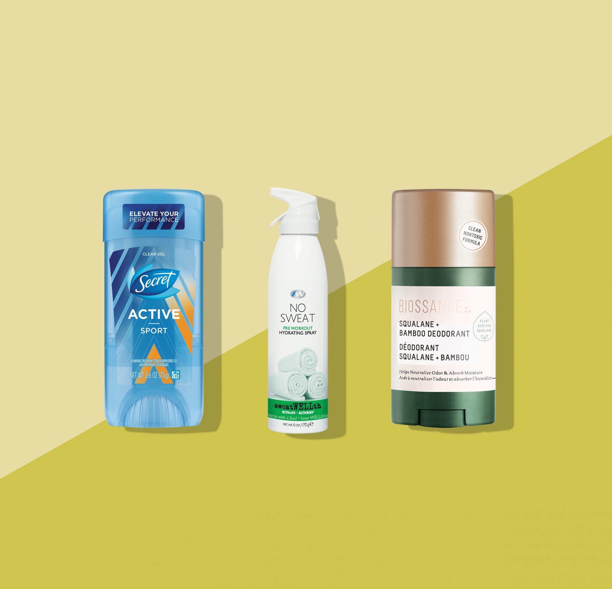 The Best Products to Keep You Smelling Good in the Summer Heat