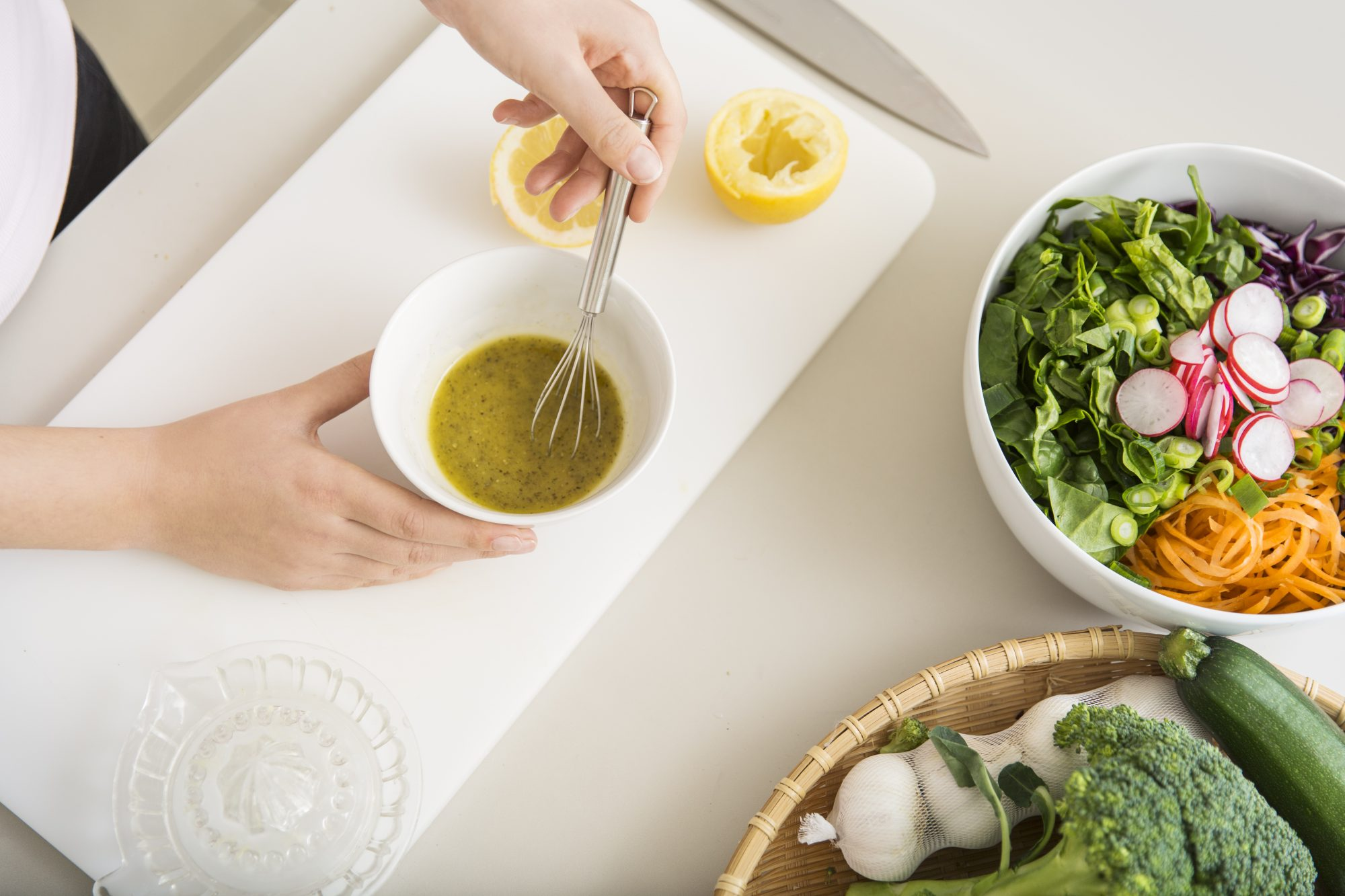 3 Easy Salad Dressing Recipes You Can Make at Home