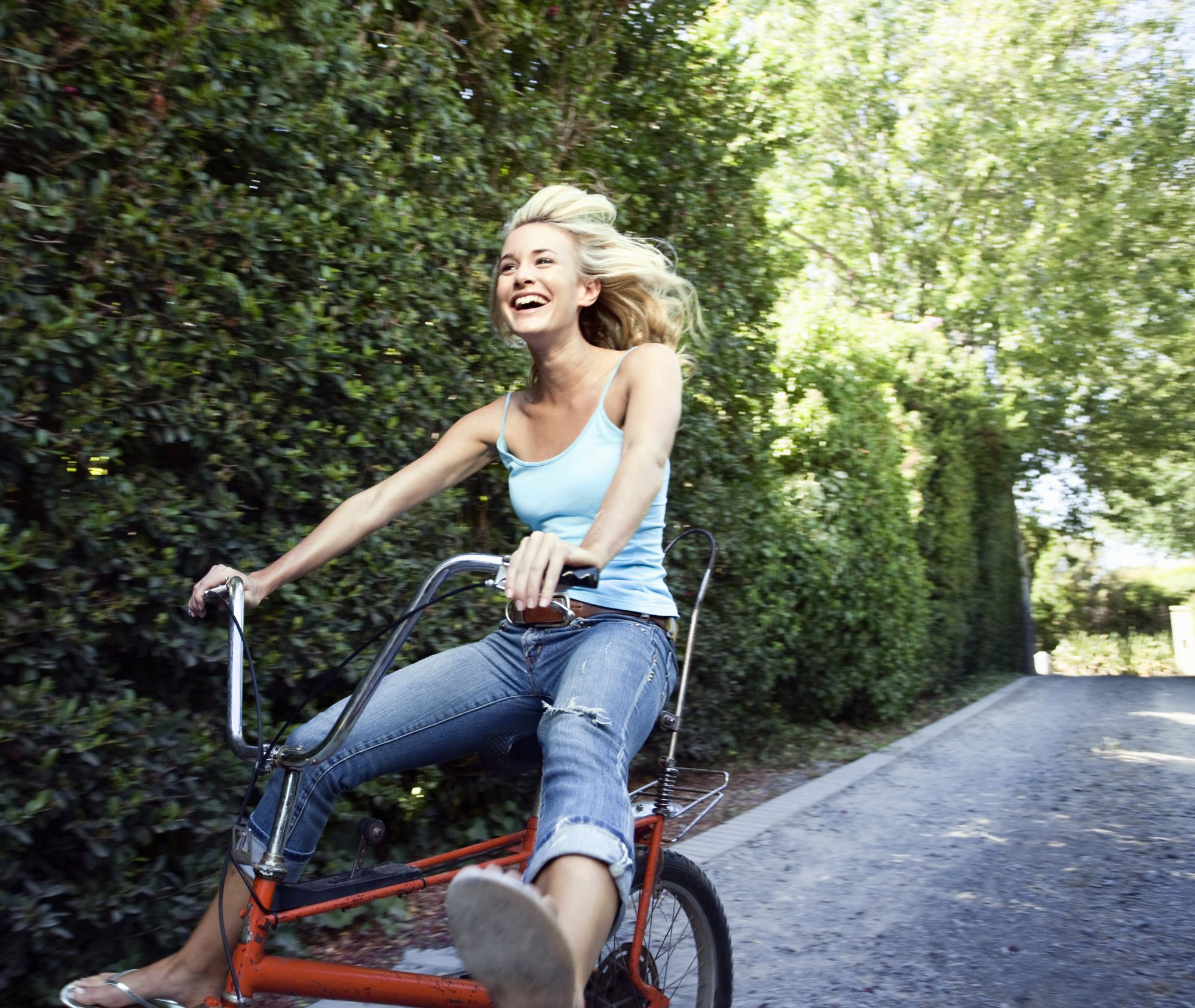 fitness-vacation-opener bicycle