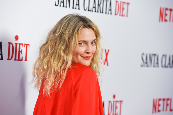 Drew Barrymore's Sweaty Yoga Video Is All the #Fitspo You Need This Week