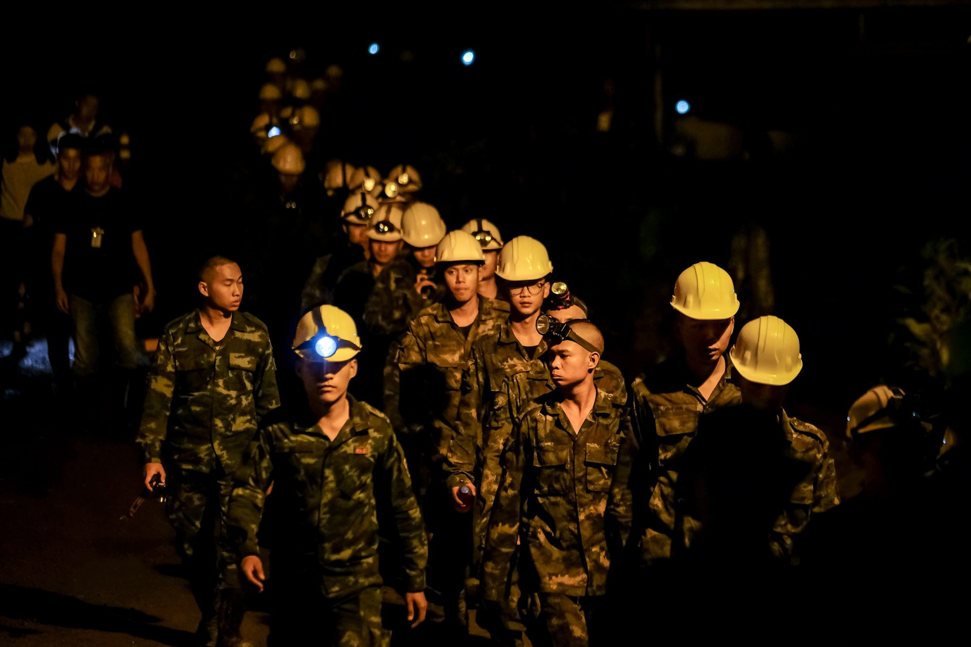 The Rescued Thai Soccer Team Is Being Monitored For 'Cave Disease' and Other Health Concerns