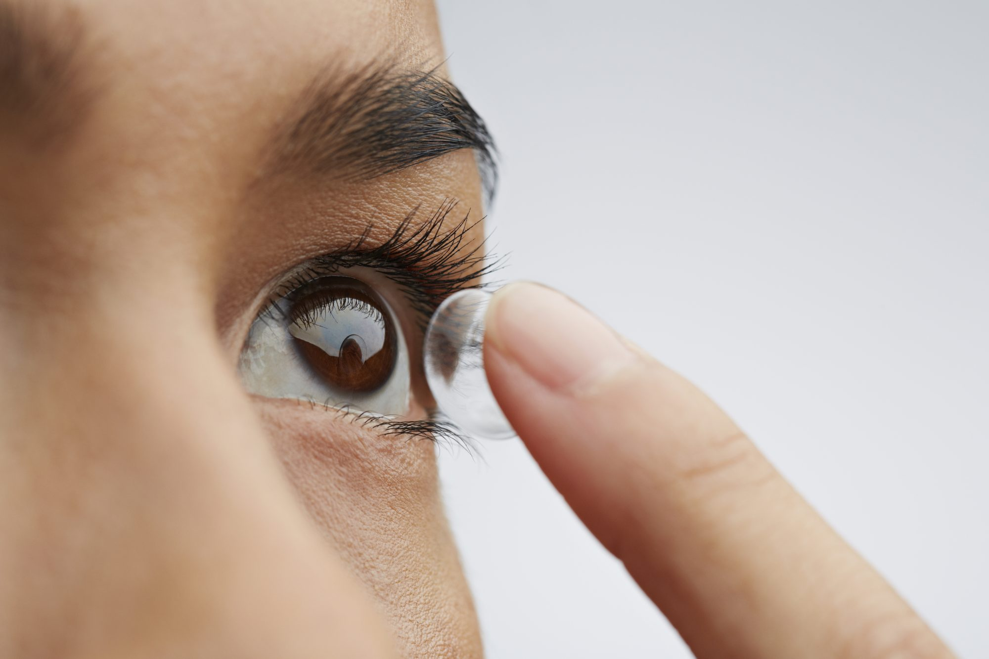 Why You Should Never Lick Your Contacts and Put Them Back in Your Eyes