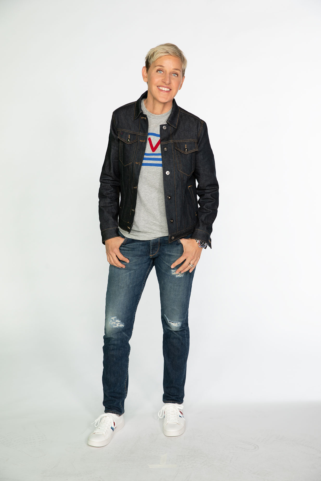 Ellen DeGeneres' New Fashion Line for Walmart Is Here—and It's All Under $30