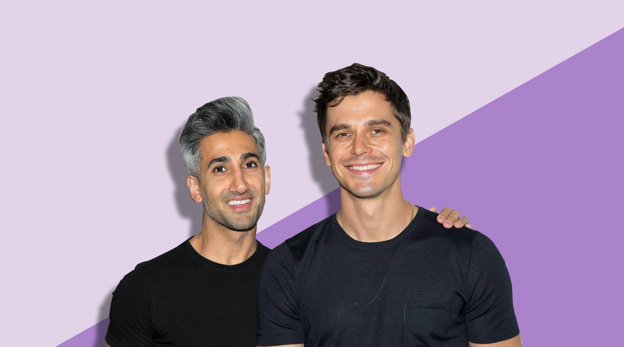 How Queer Eye's Tan France and Antoni Porowski Stay in Shape, Fight Sugar Cravings, and Chase Away Stress