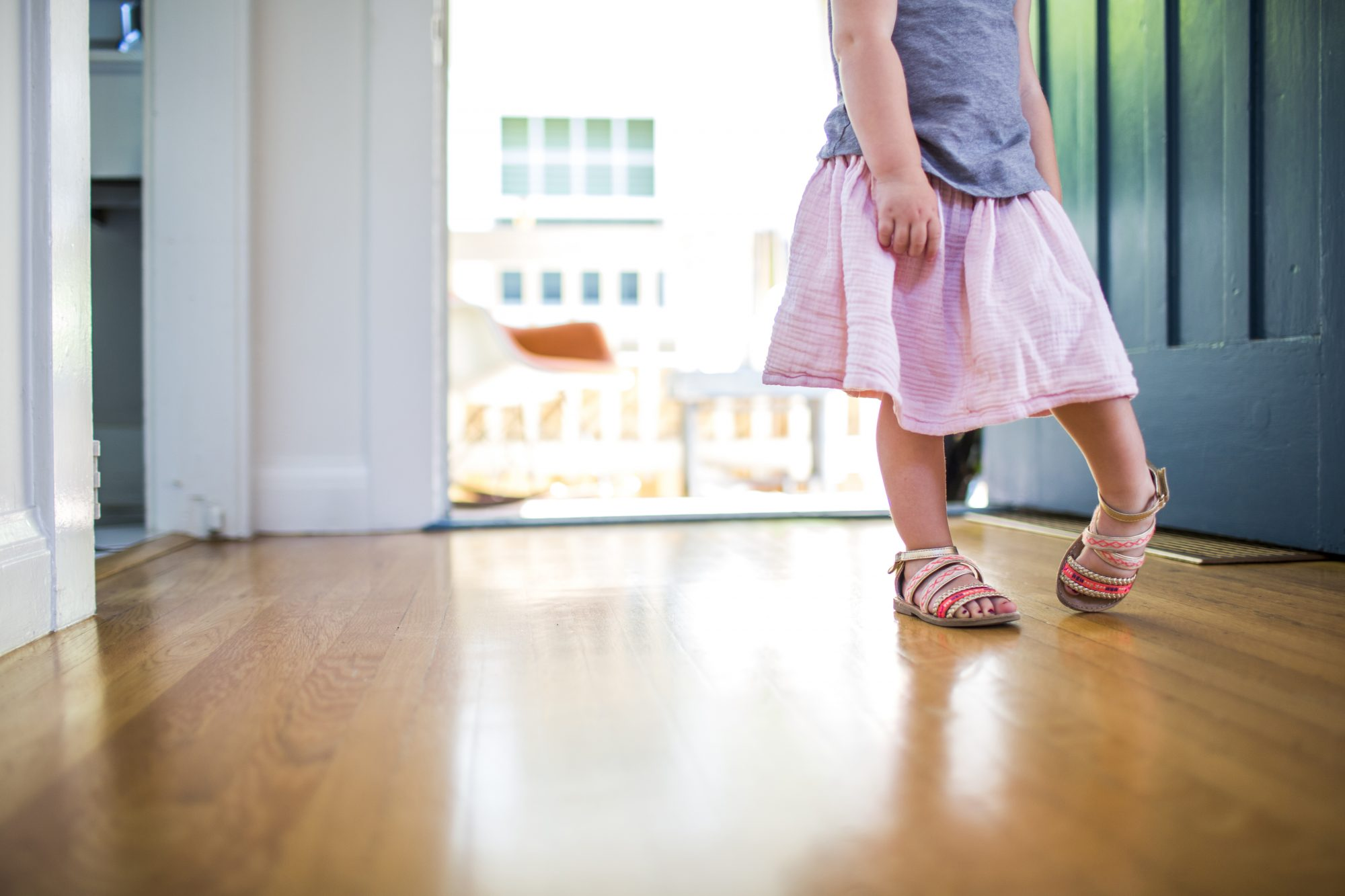 A 4-Year-Old Developed Sepsis After Shopping for Shoes Without Socks. Here's What Doctors Think