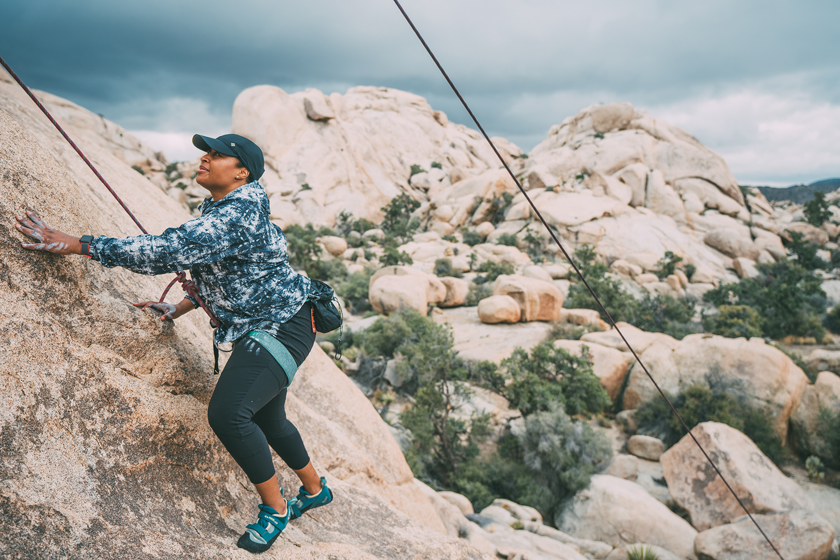 How a Rock Climbing Trip Taught Me How to Trust