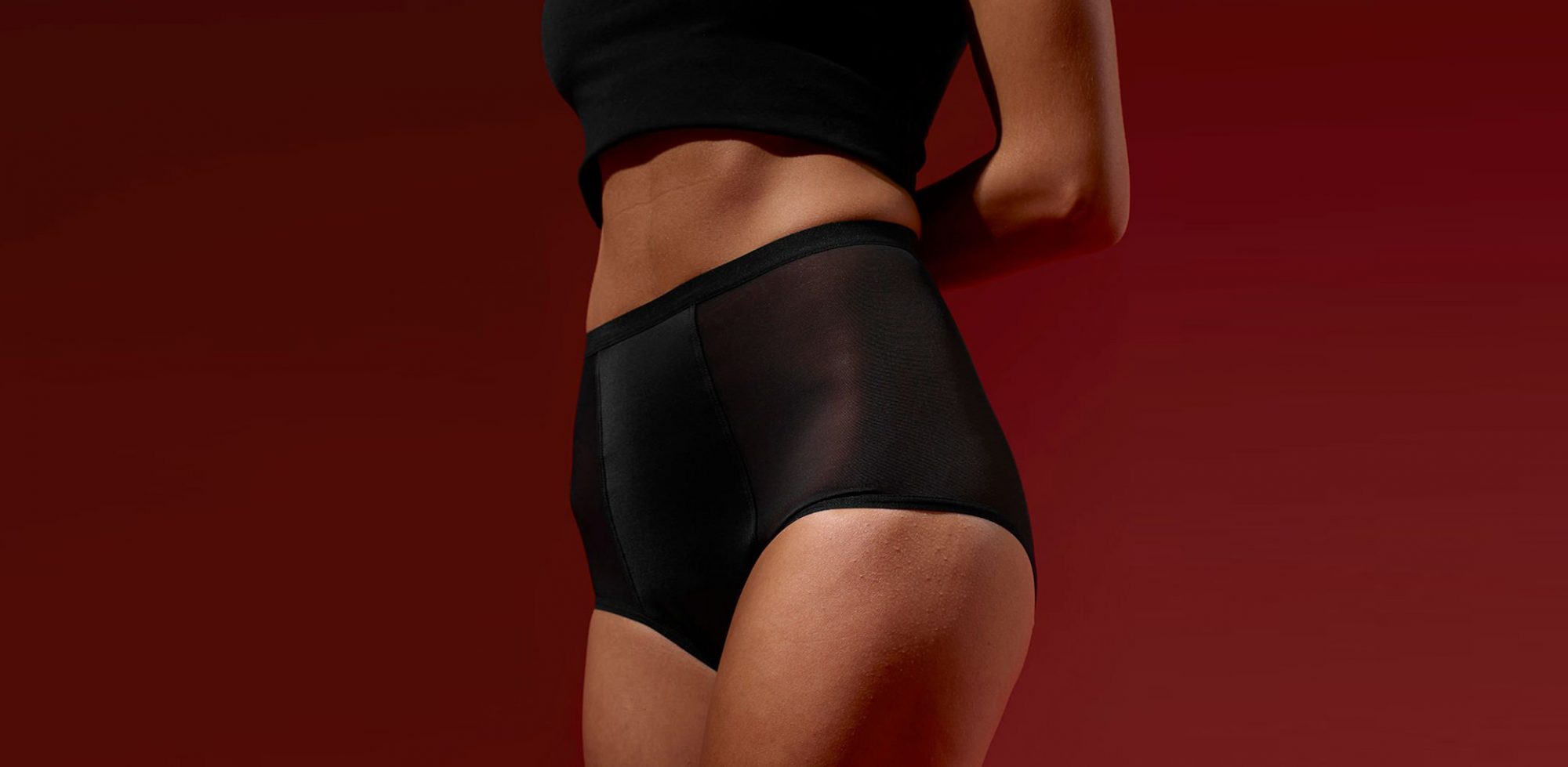 <p>Thinx period panties</p>